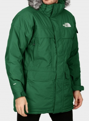 Kurtka The North Face McMurdo - night green