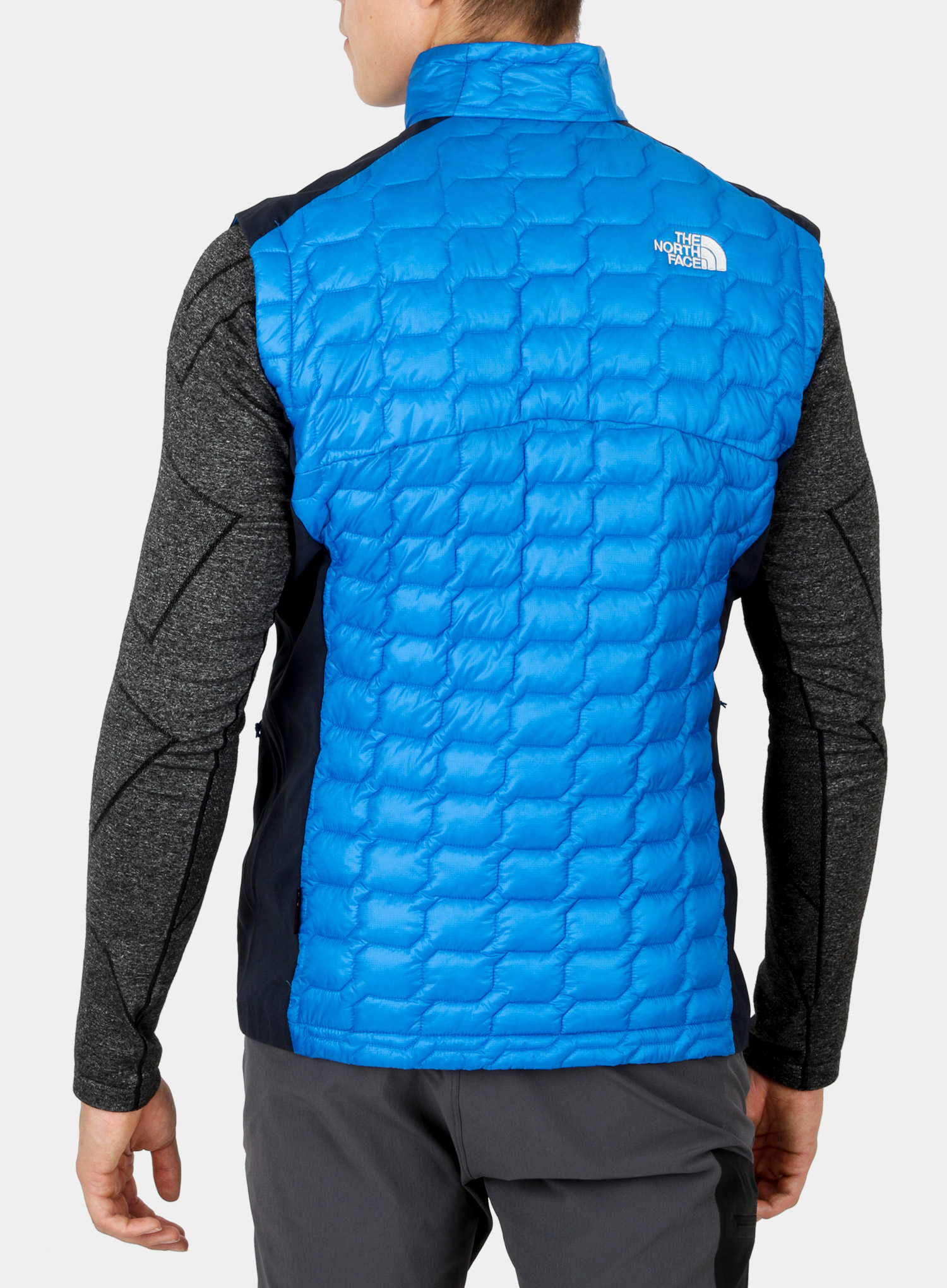 Kamizelka The North Face New Tansa Thermoball Vest - bomber blue/navy - zdjęcie nr. 2