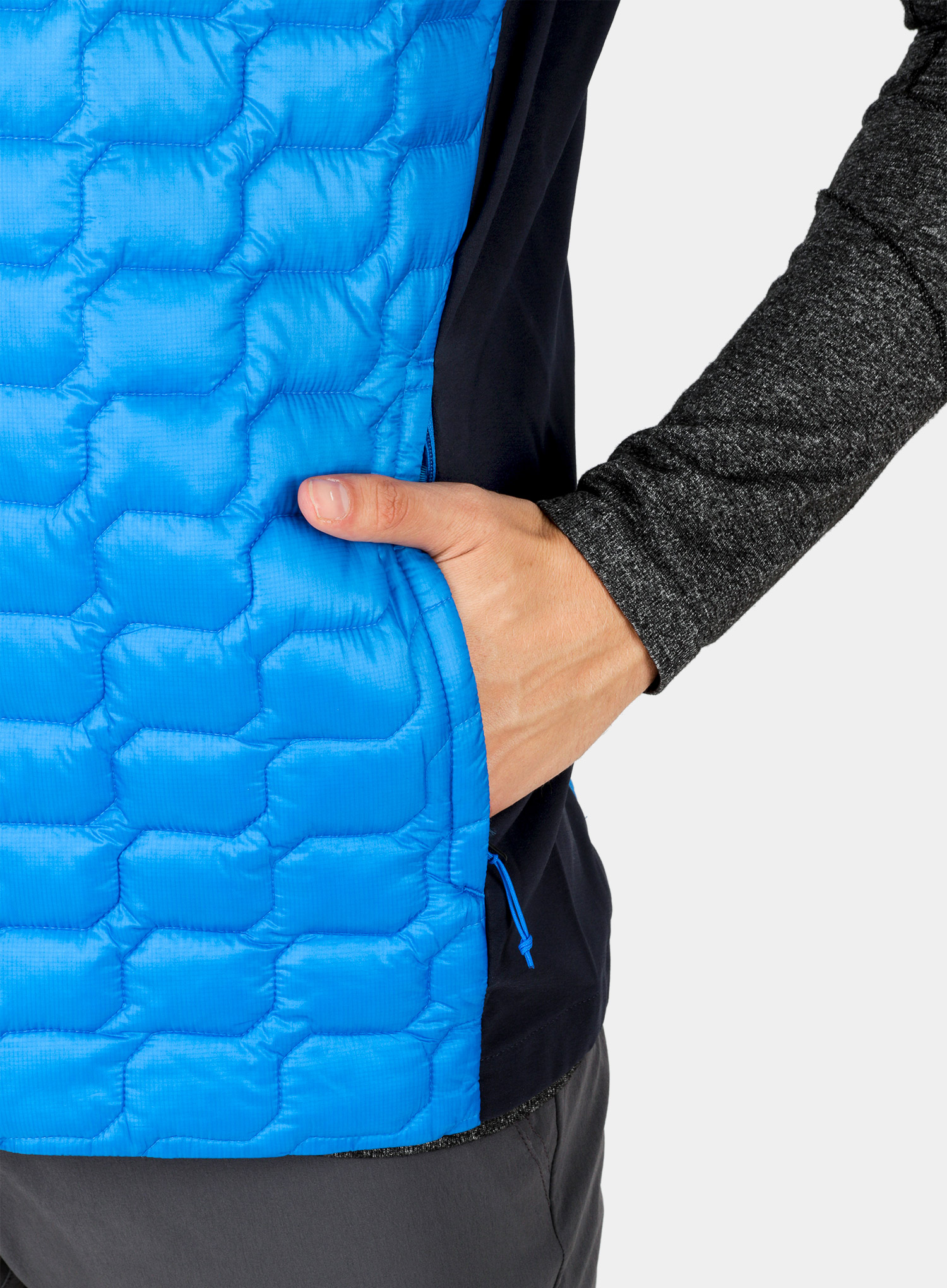 Kamizelka The North Face New Tansa Thermoball Vest - bomber blue/navy - zdjęcie nr. 5