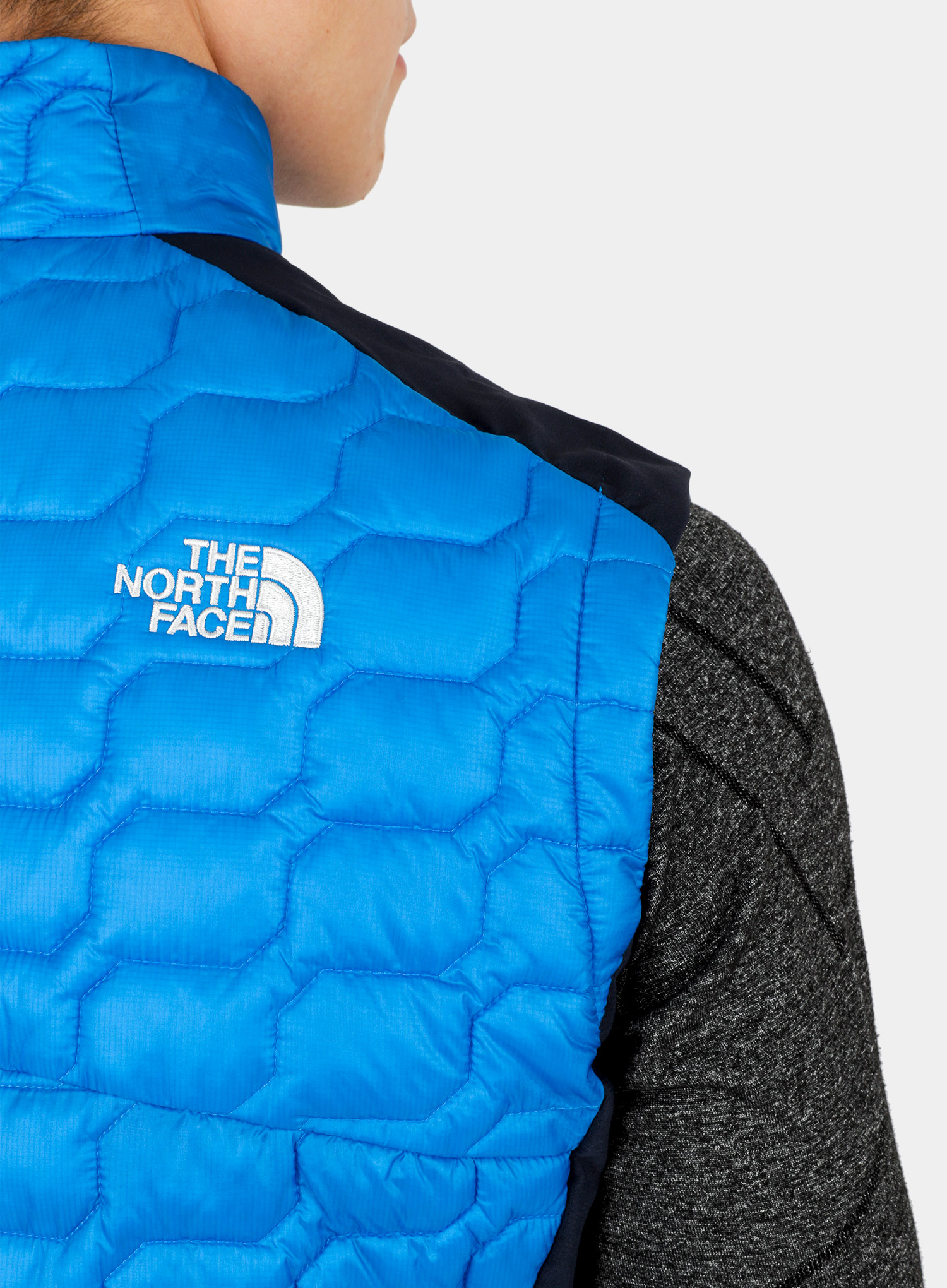 Kamizelka The North Face New Tansa Thermoball Vest - bomber blue/navy - zdjęcie nr. 7