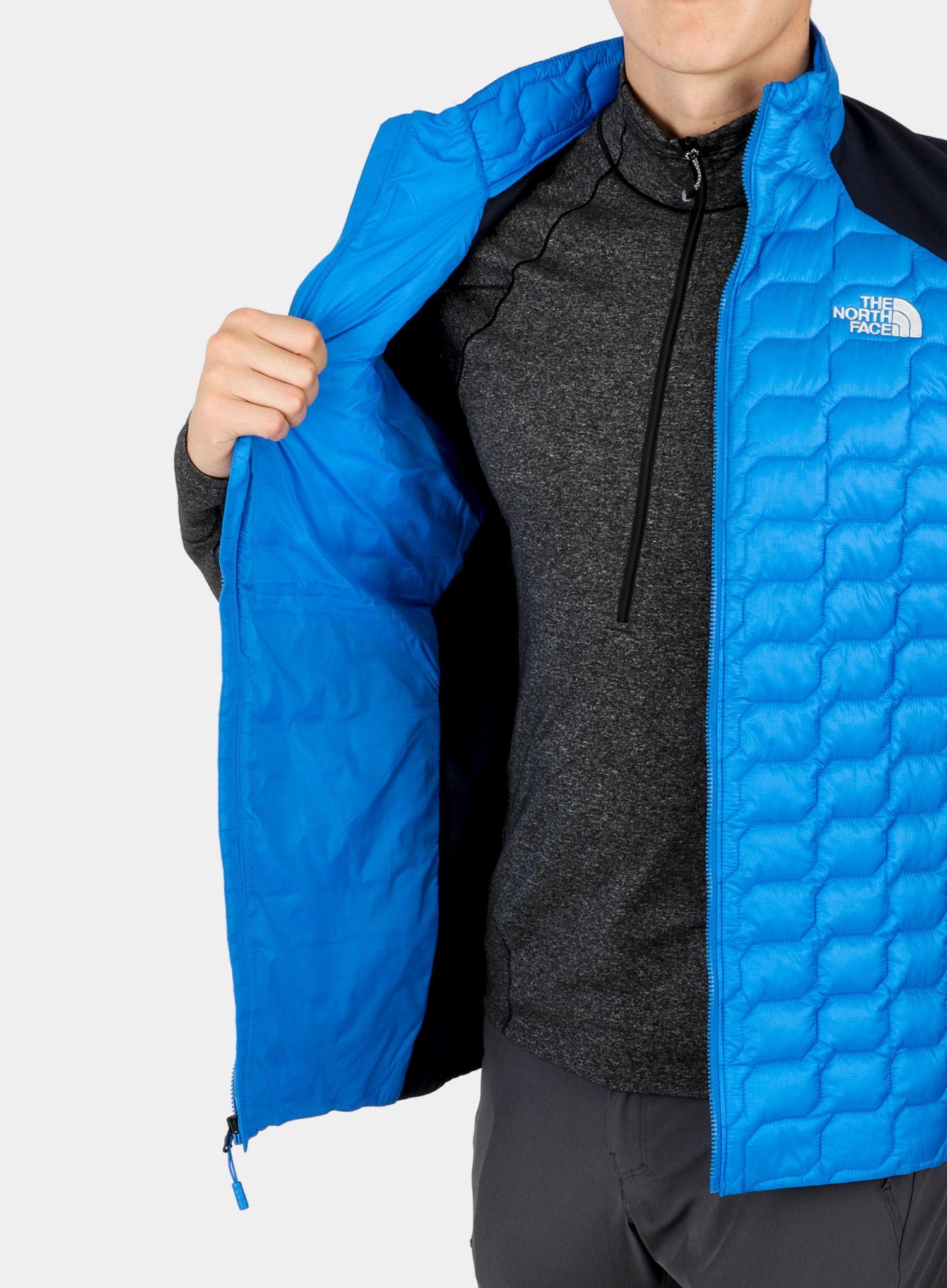 Kamizelka The North Face New Tansa Thermoball Vest - bomber blue/navy - zdjęcie nr. 10