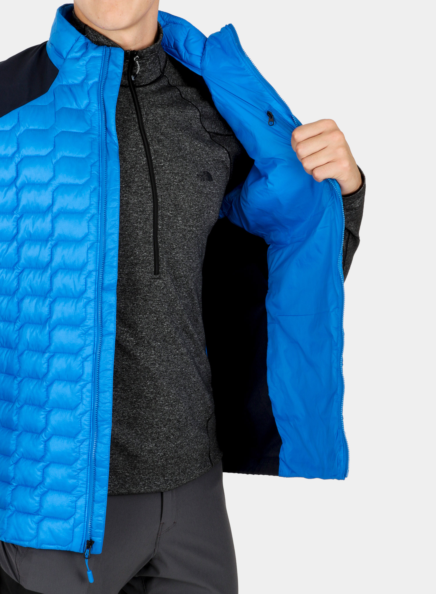 Kamizelka The North Face New Tansa Thermoball Vest - bomber blue/navy - zdjęcie nr. 11