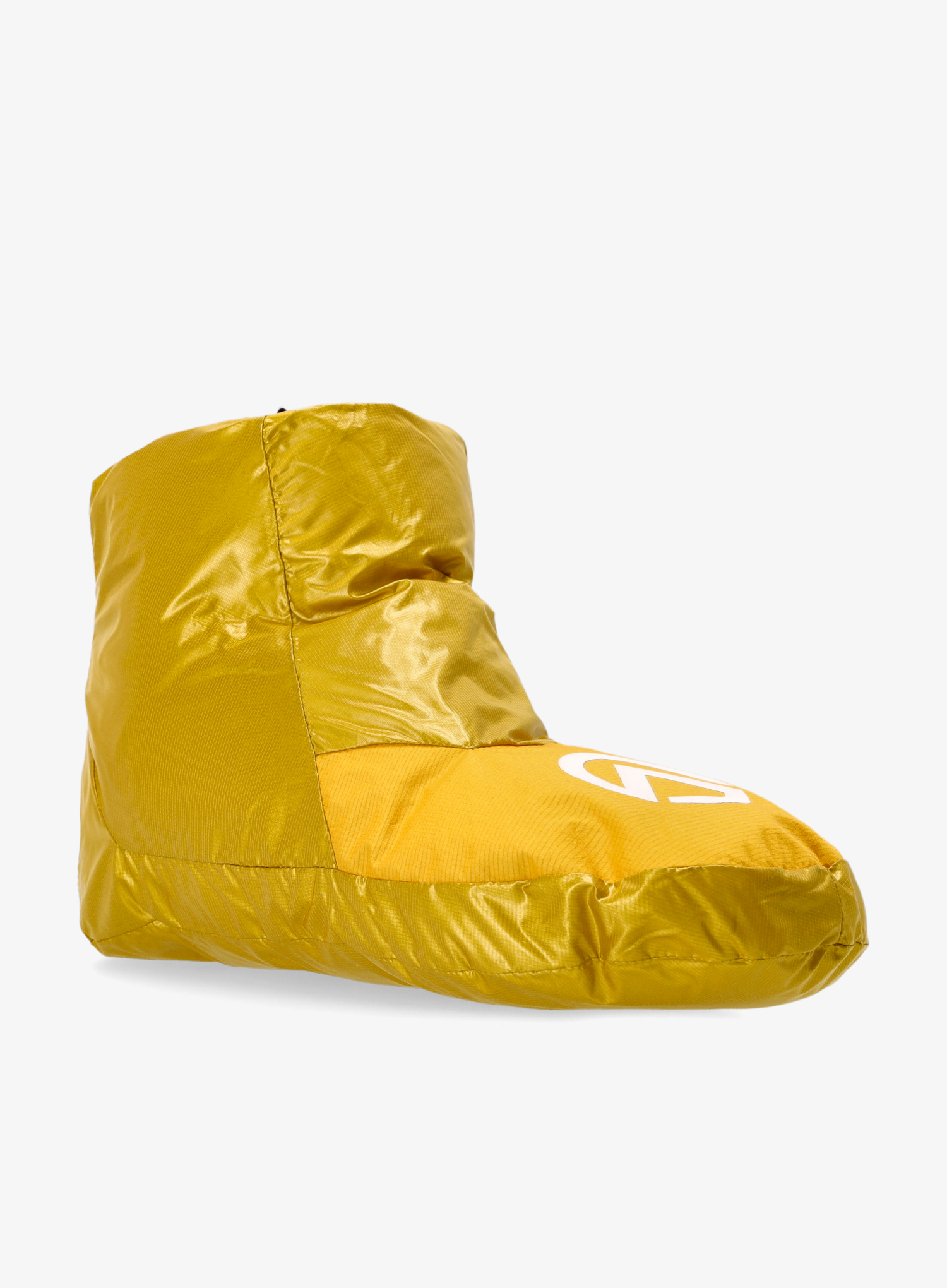 Kapcie puchowe The North Face AMK Down Bootie - canary yellow - zdjęcie nr. 3