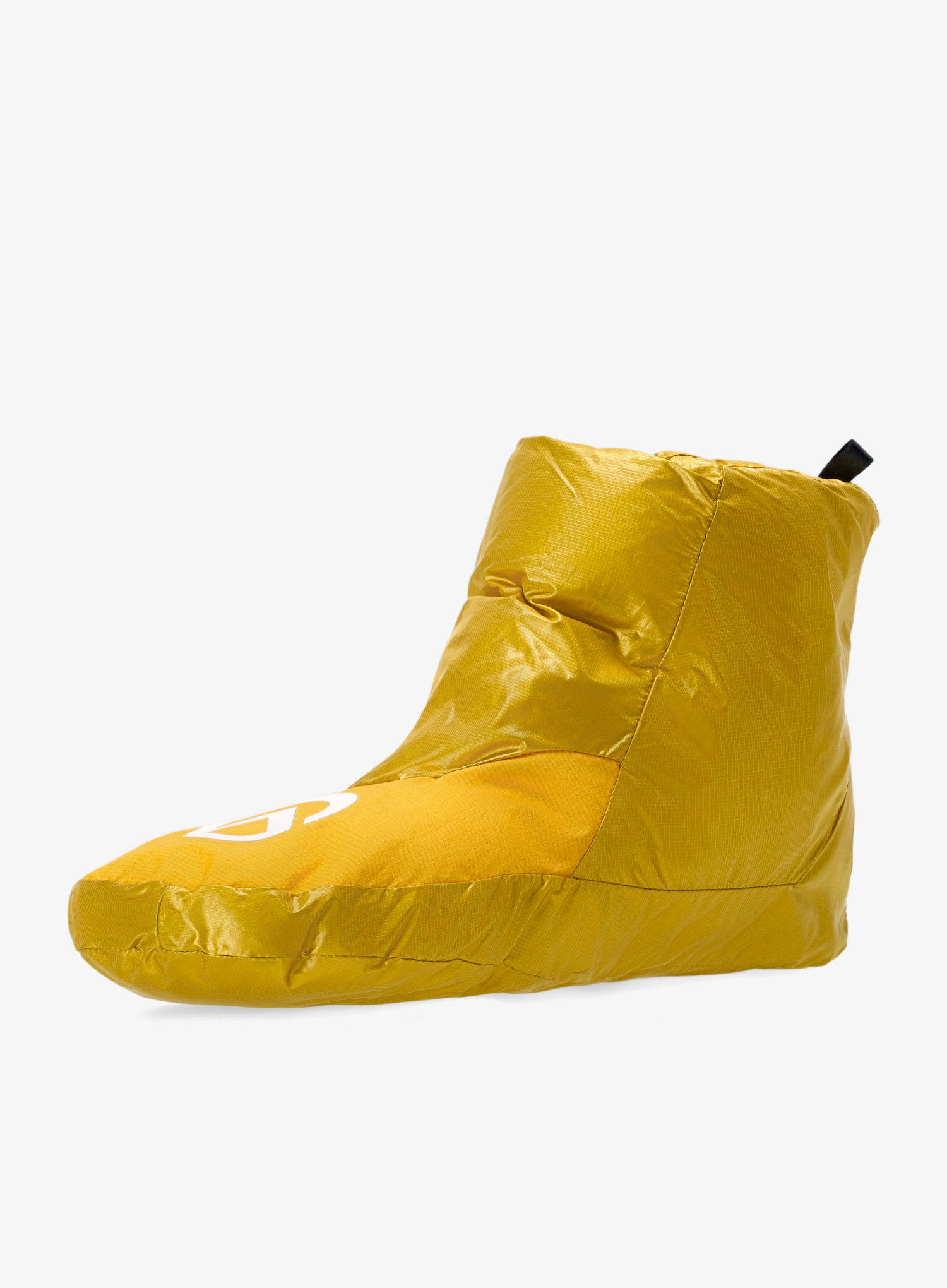 Kapcie puchowe The North Face AMK Down Bootie - canary yellow - zdjęcie nr. 6