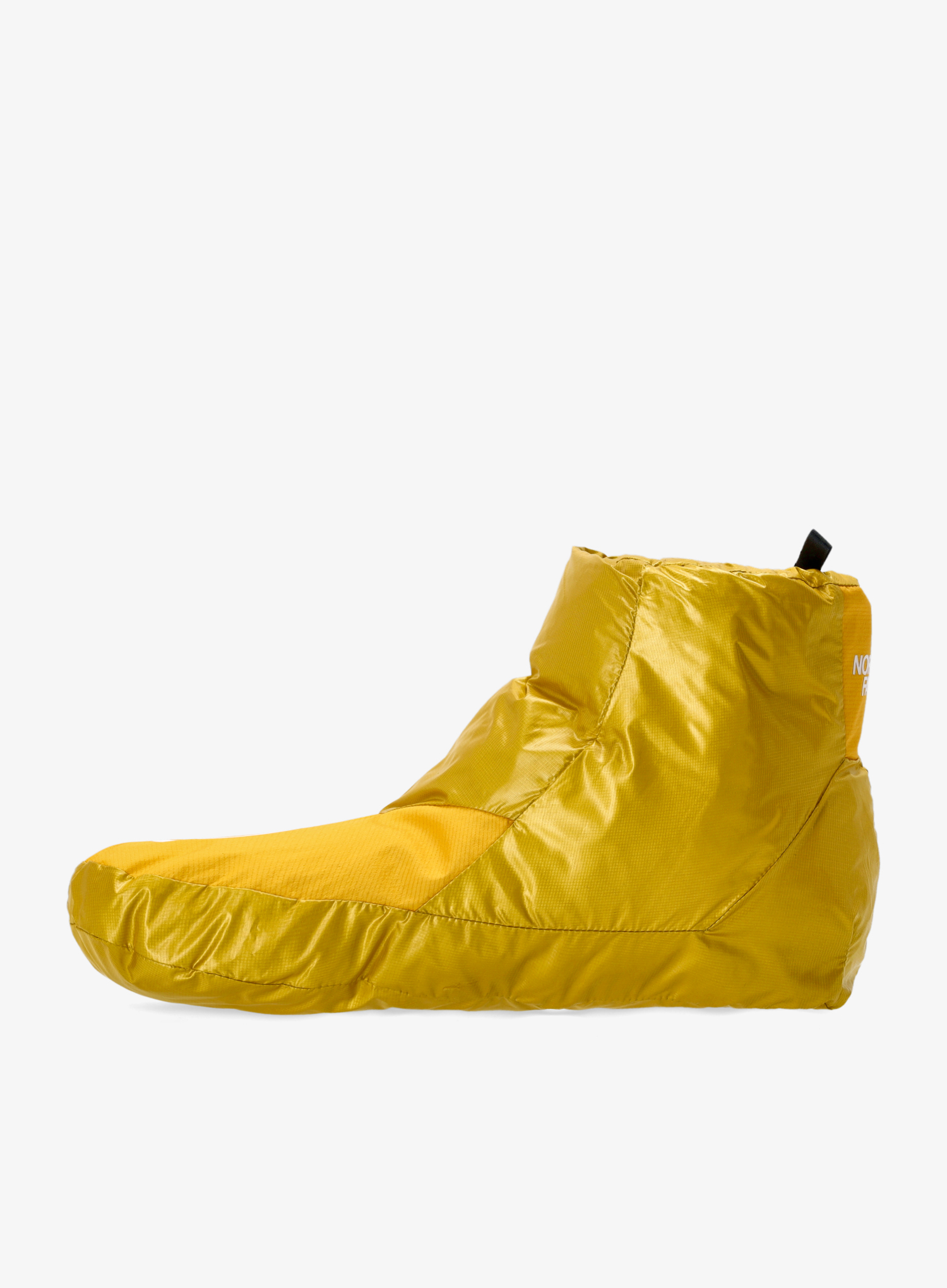 Kapcie puchowe The North Face AMK Down Bootie - canary yellow - zdjęcie nr. 7