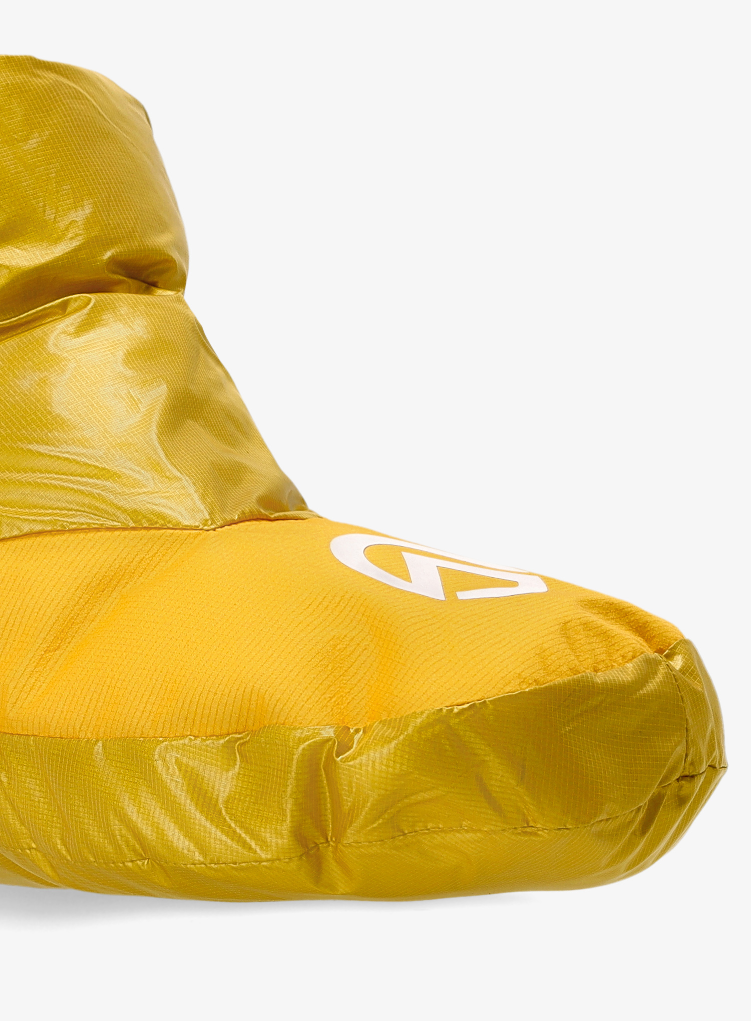 Kapcie puchowe The North Face AMK Down Bootie - canary yellow - zdjęcie nr. 9