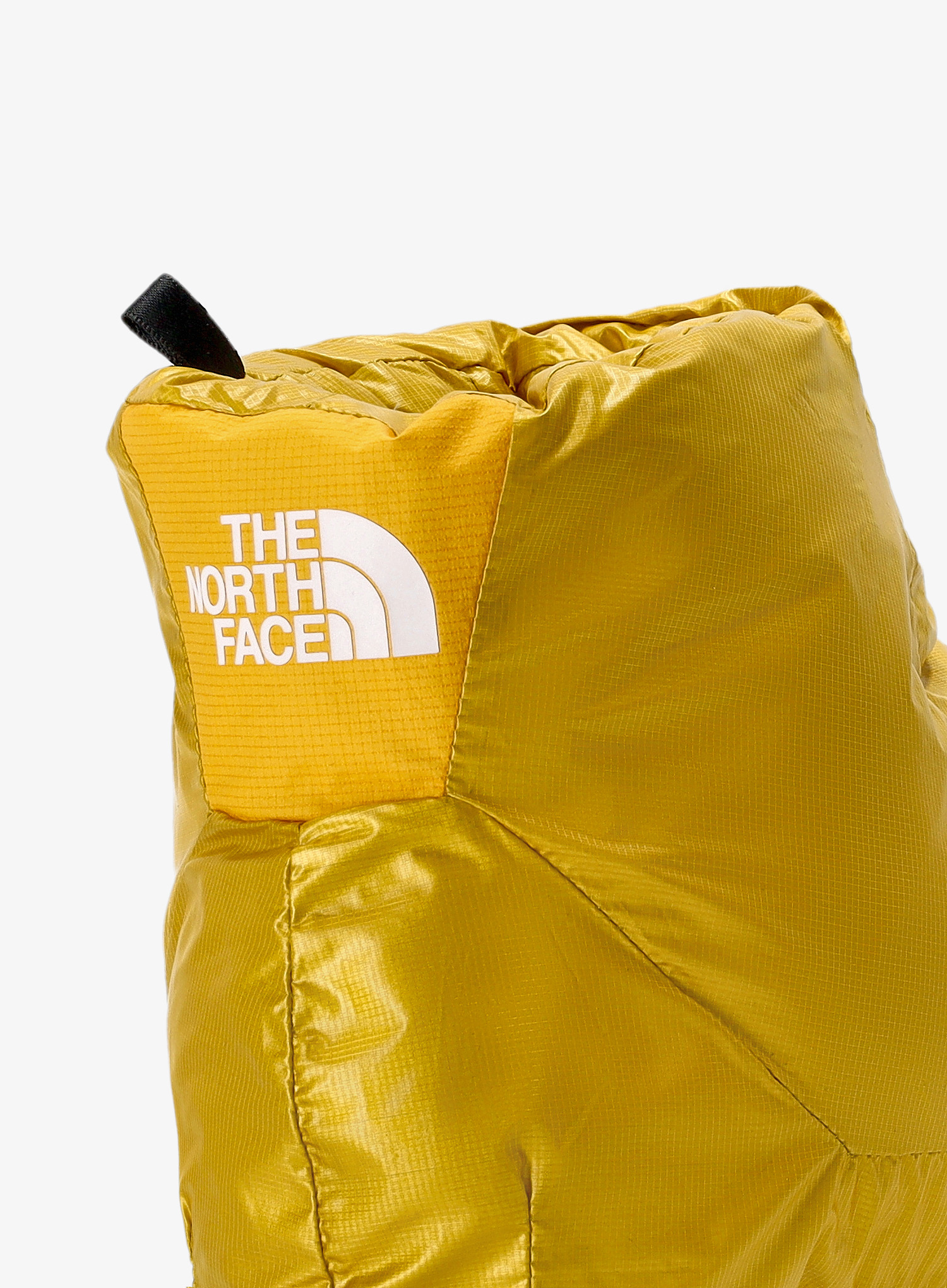 Kapcie puchowe The North Face AMK Down Bootie - canary yellow - zdjęcie nr. 10