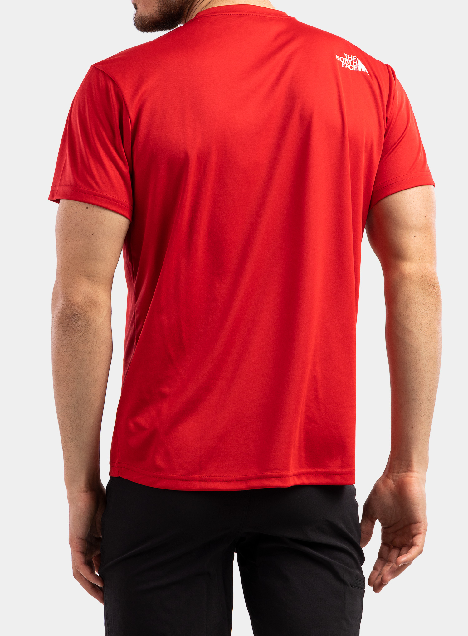 Koszulka The North Face Reaxion Easy Tee - tnf red - zdjęcie nr. 2