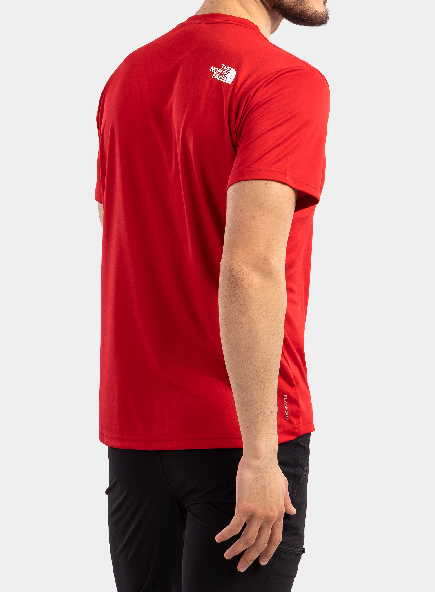 Koszulka The North Face Reaxion Easy Tee - tnf red - zdjęcie nr. 4