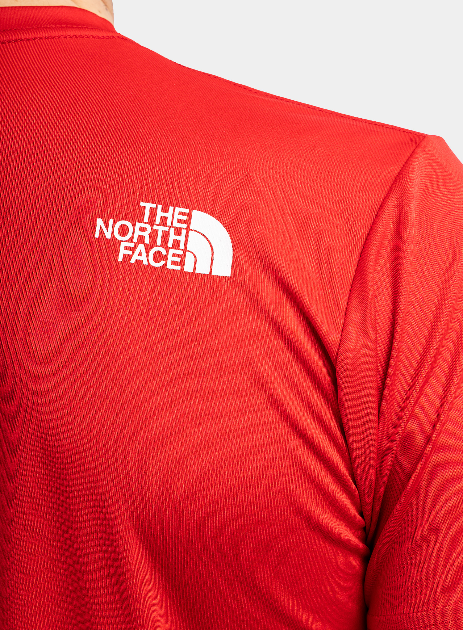 Koszulka The North Face Reaxion Easy Tee - tnf red - zdjęcie nr. 7