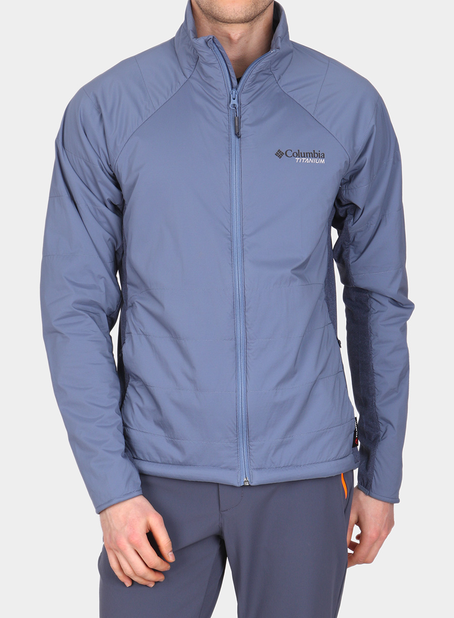 Kurtka Columbia Alpine Traverse Jacket - mountain/collegiate navy - zdjęcie nr. 3