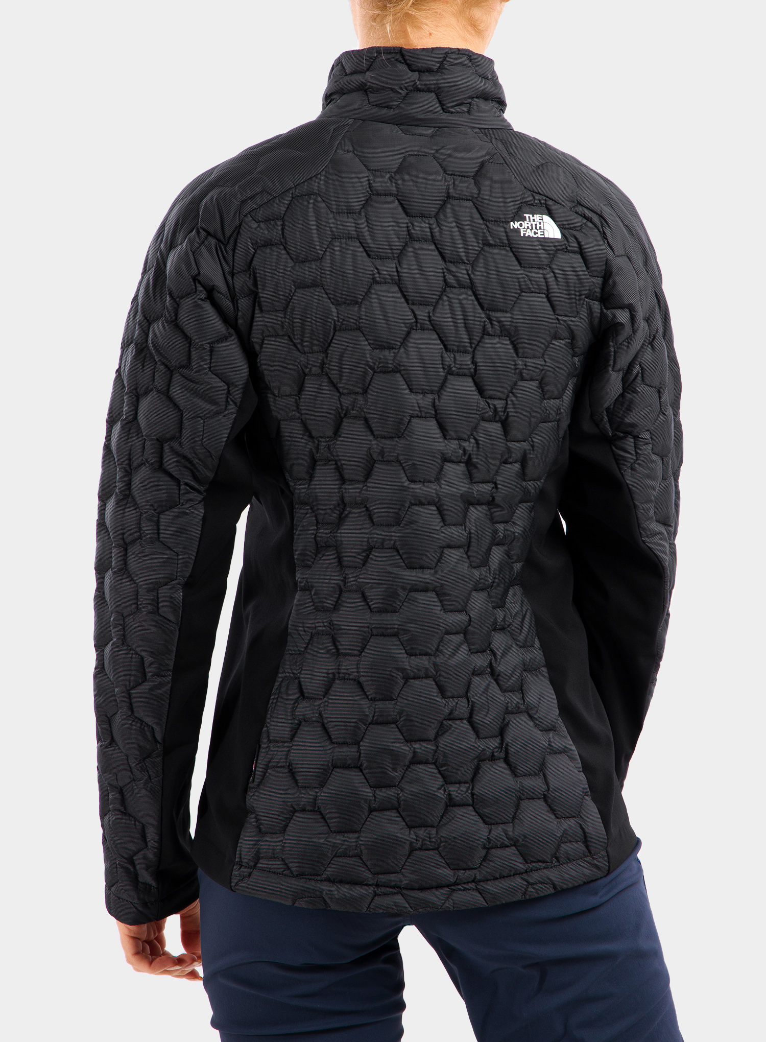 Kurtka damska The North Face Impendor Thermoball Hybrid Jacket - black - zdjęcie nr. 2