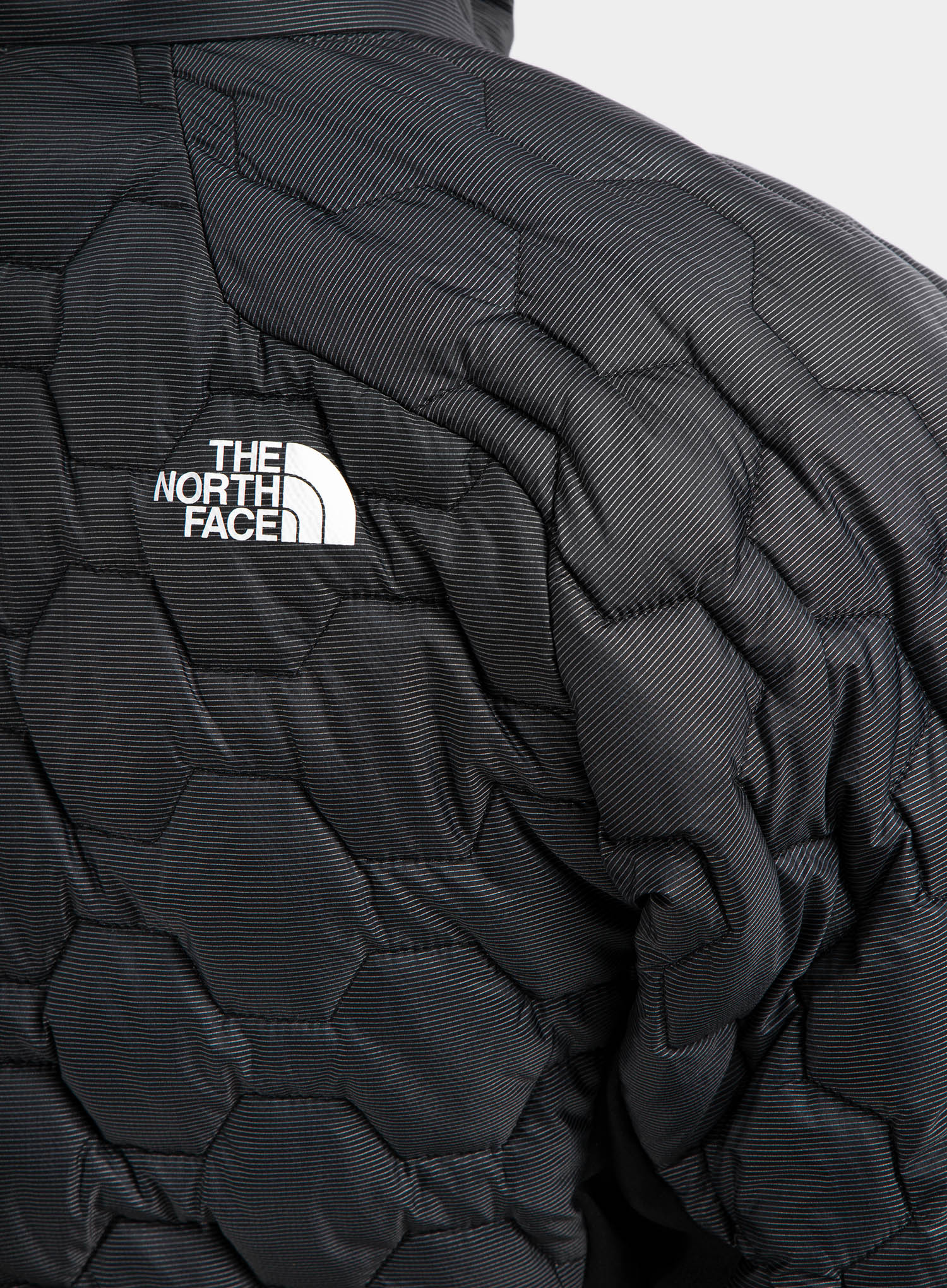 Kurtka damska The North Face Impendor Thermoball Hybrid Jacket - black - zdjęcie nr. 10