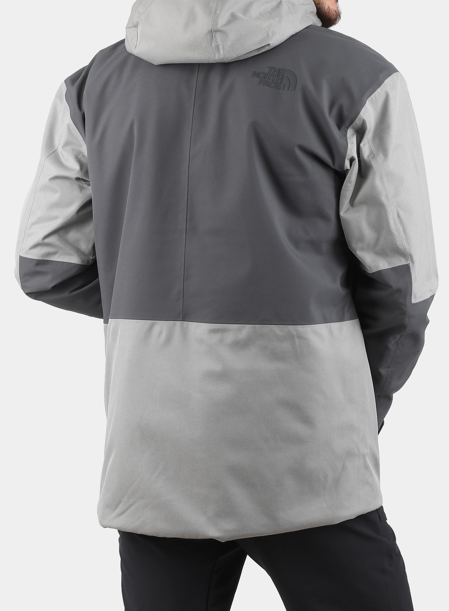 Kurtka The North Face Chakal Jacket - meld grey/vanadis grey - zdjęcie nr. 2