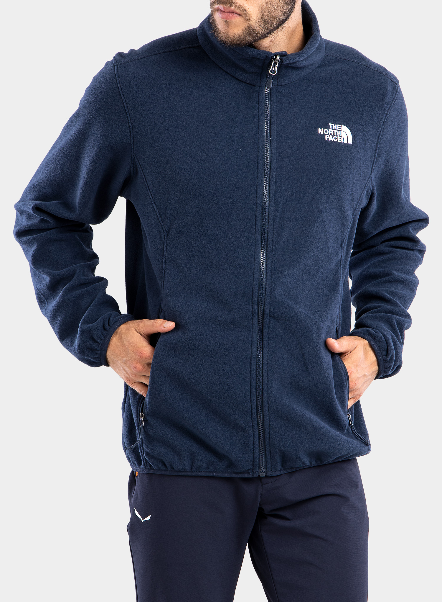 Kurtka The North Face Evolution II Triclimate - blue/navy - zdjęcie nr. 2