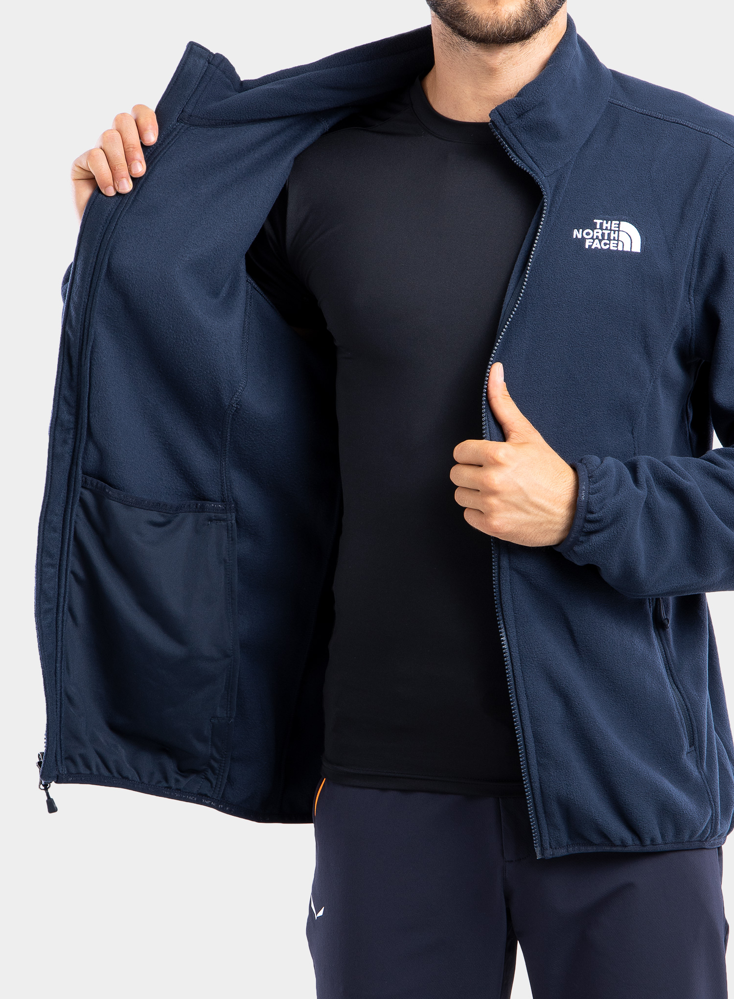 Kurtka The North Face Evolution II Triclimate - blue/navy - zdjęcie nr. 13