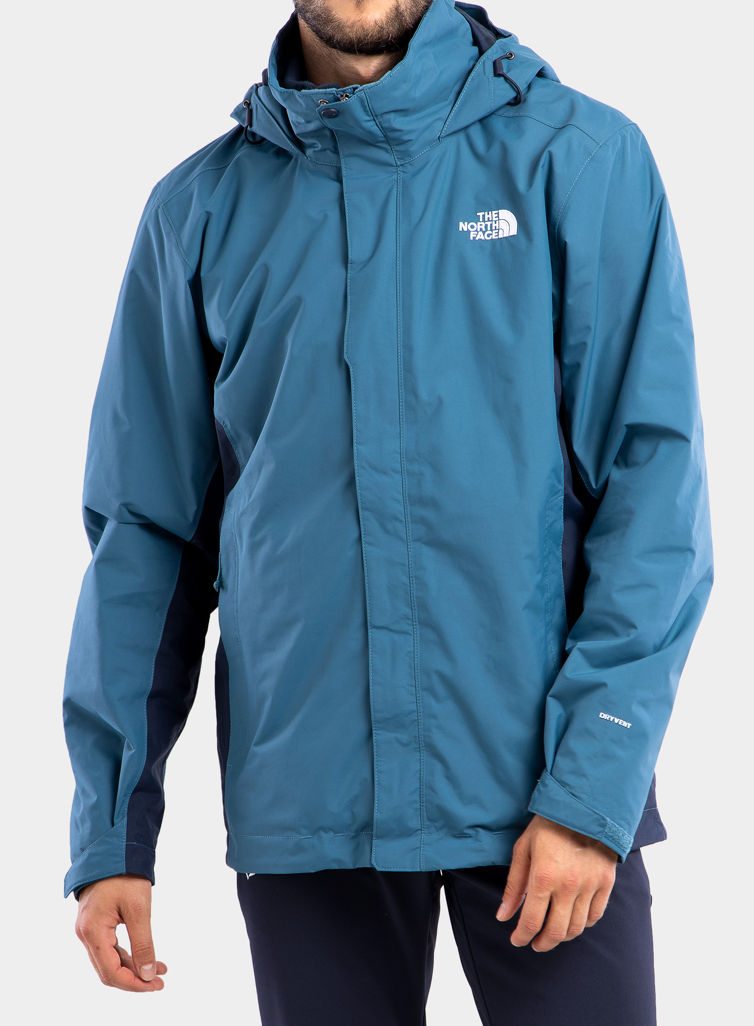 Kurtka The North Face Evolution II Triclimate - blue/navy - zdjęcie nr. 14