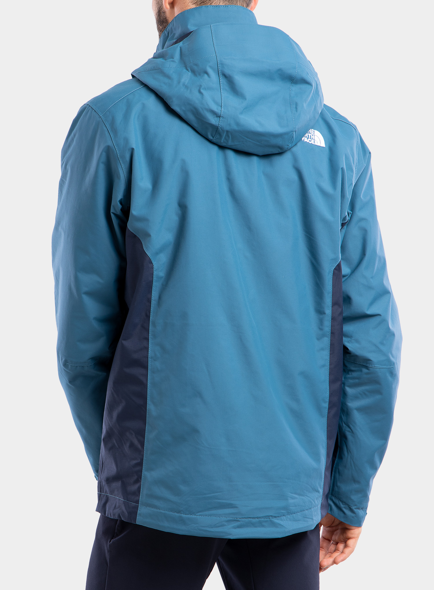 Kurtka The North Face Evolution II Triclimate - blue/navy - zdjęcie nr. 3