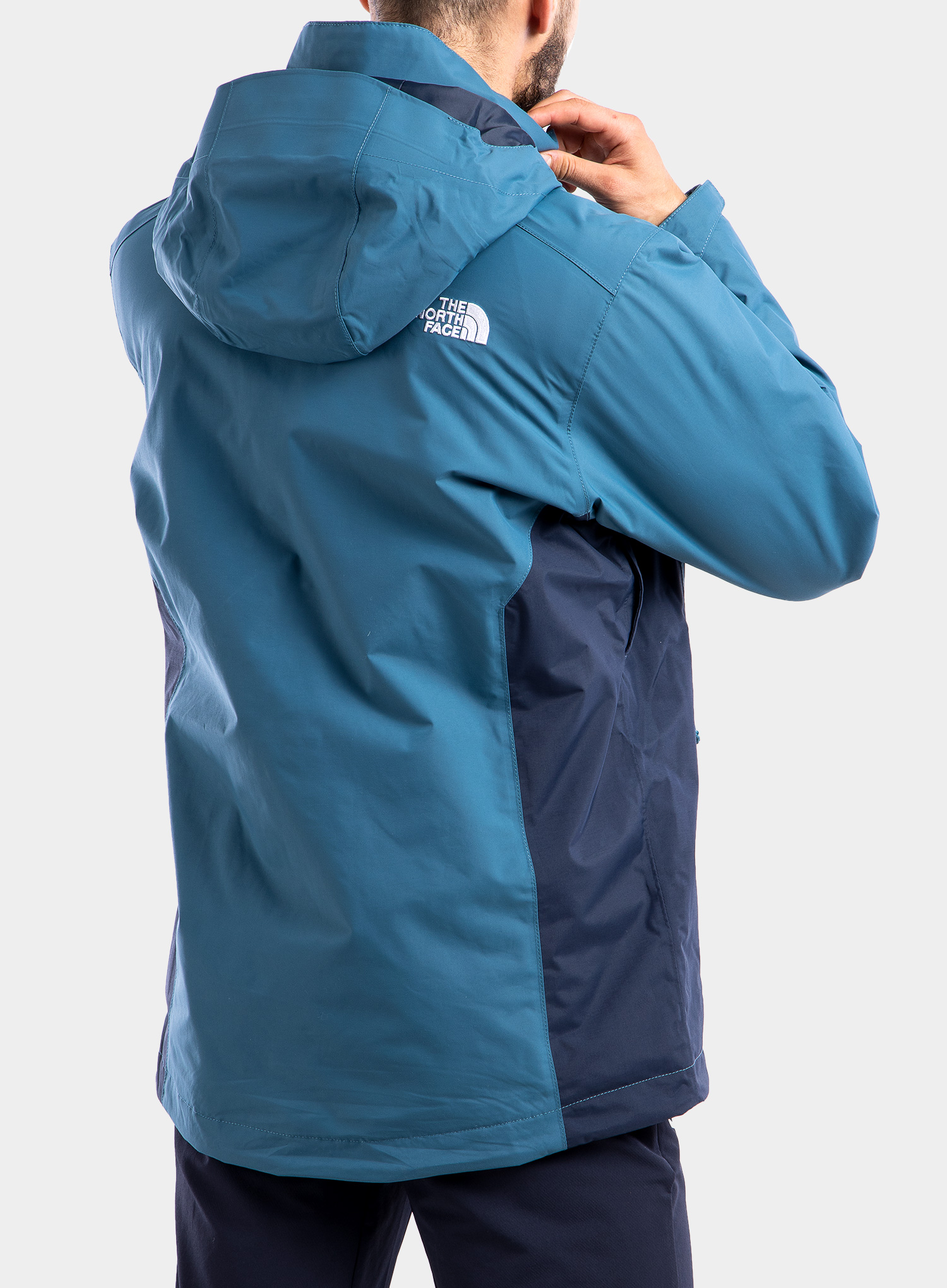 Kurtka The North Face Evolution II Triclimate - blue/navy - zdjęcie nr. 6