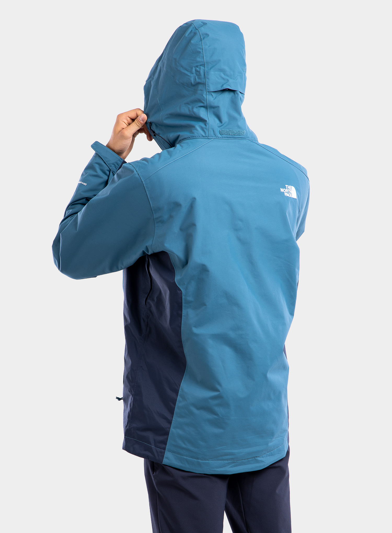 Kurtka The North Face Evolution II Triclimate - blue/navy - zdjęcie nr. 8