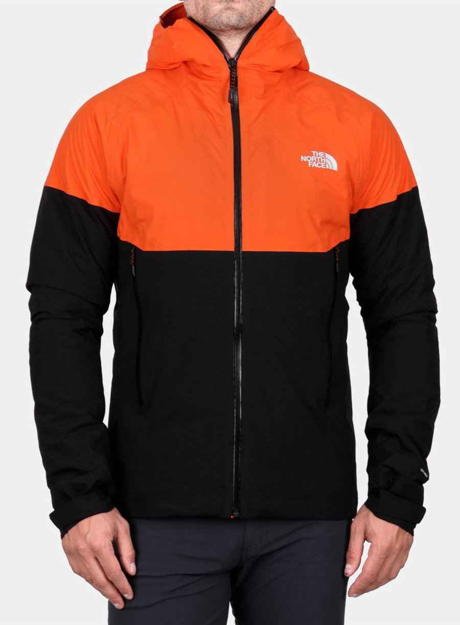 Kurtka The North Face Impendor Insulated Jacket - persian orange/black - zdjęcie nr. 1