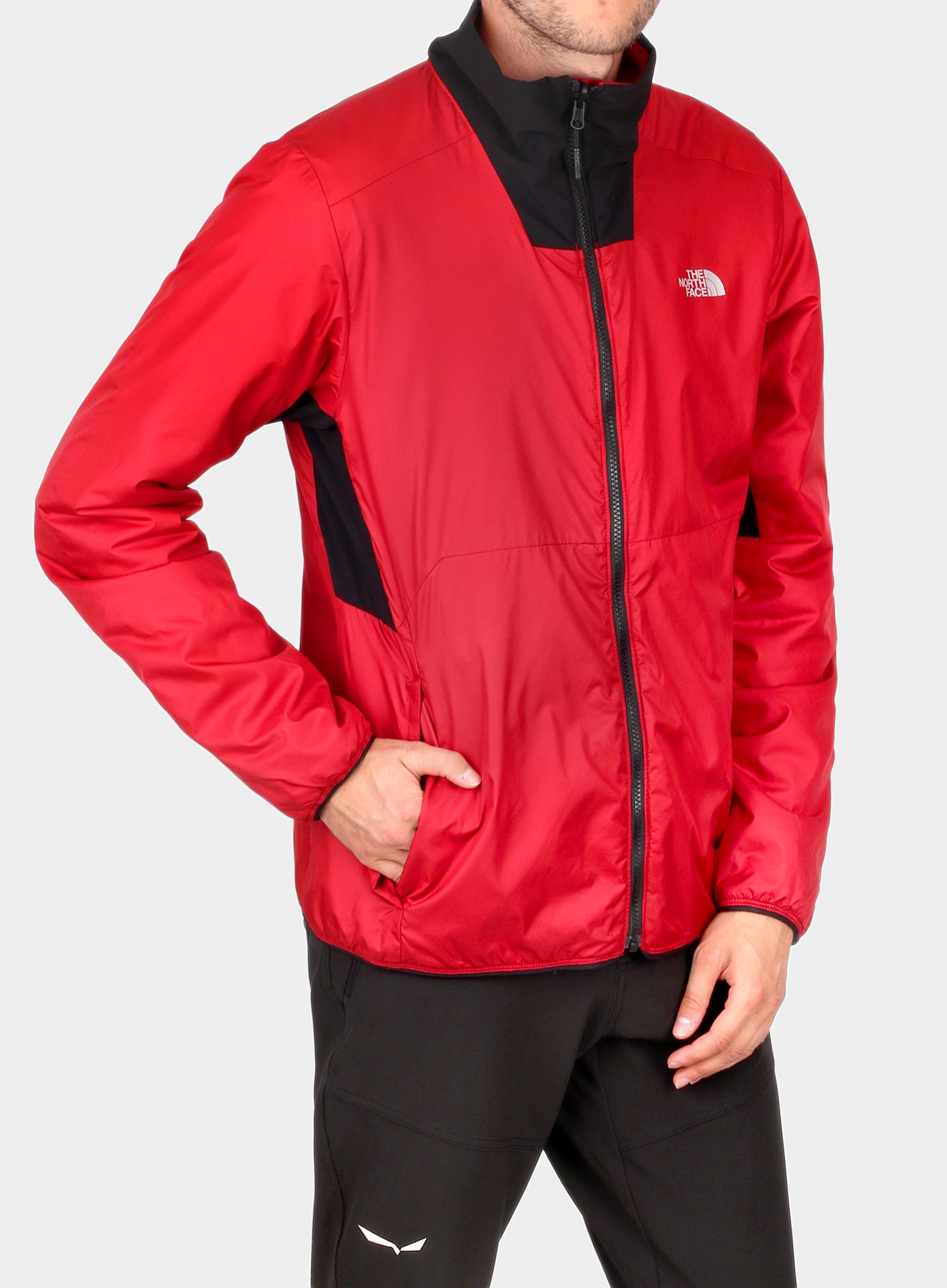 Kurtka 3w1 The North Face Kabru Triclimate - tnf red/cardinal red - zdjęcie nr. 6