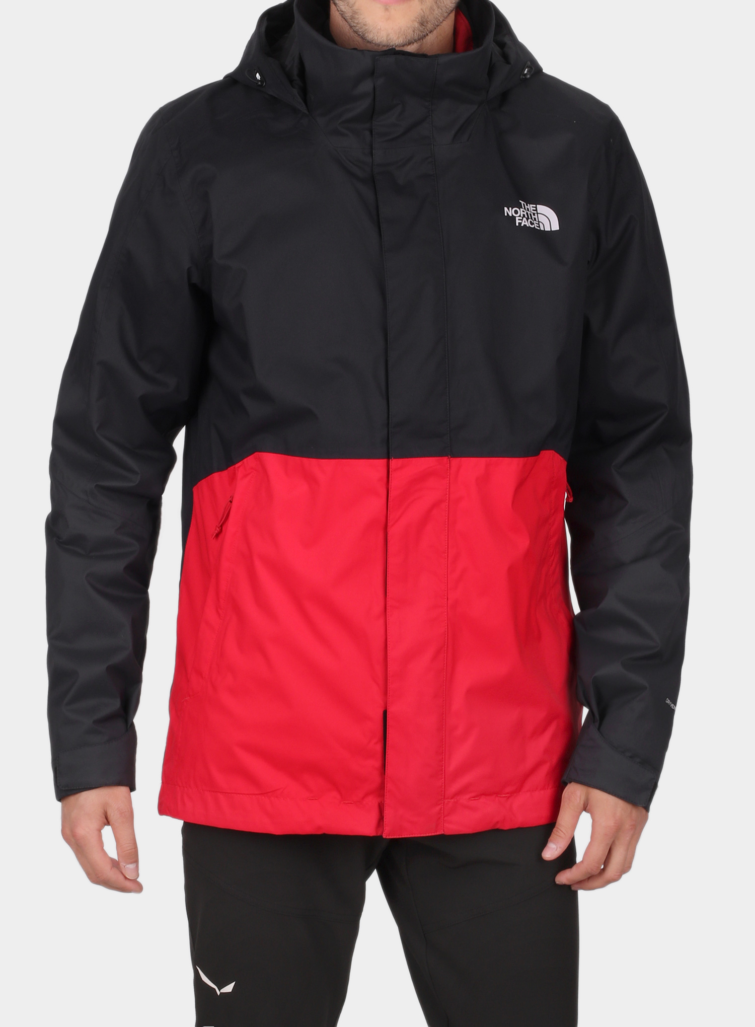 Kurtka 3w1 The North Face Kabru Triclimate - tnf red/cardinal red - zdjęcie nr. 8