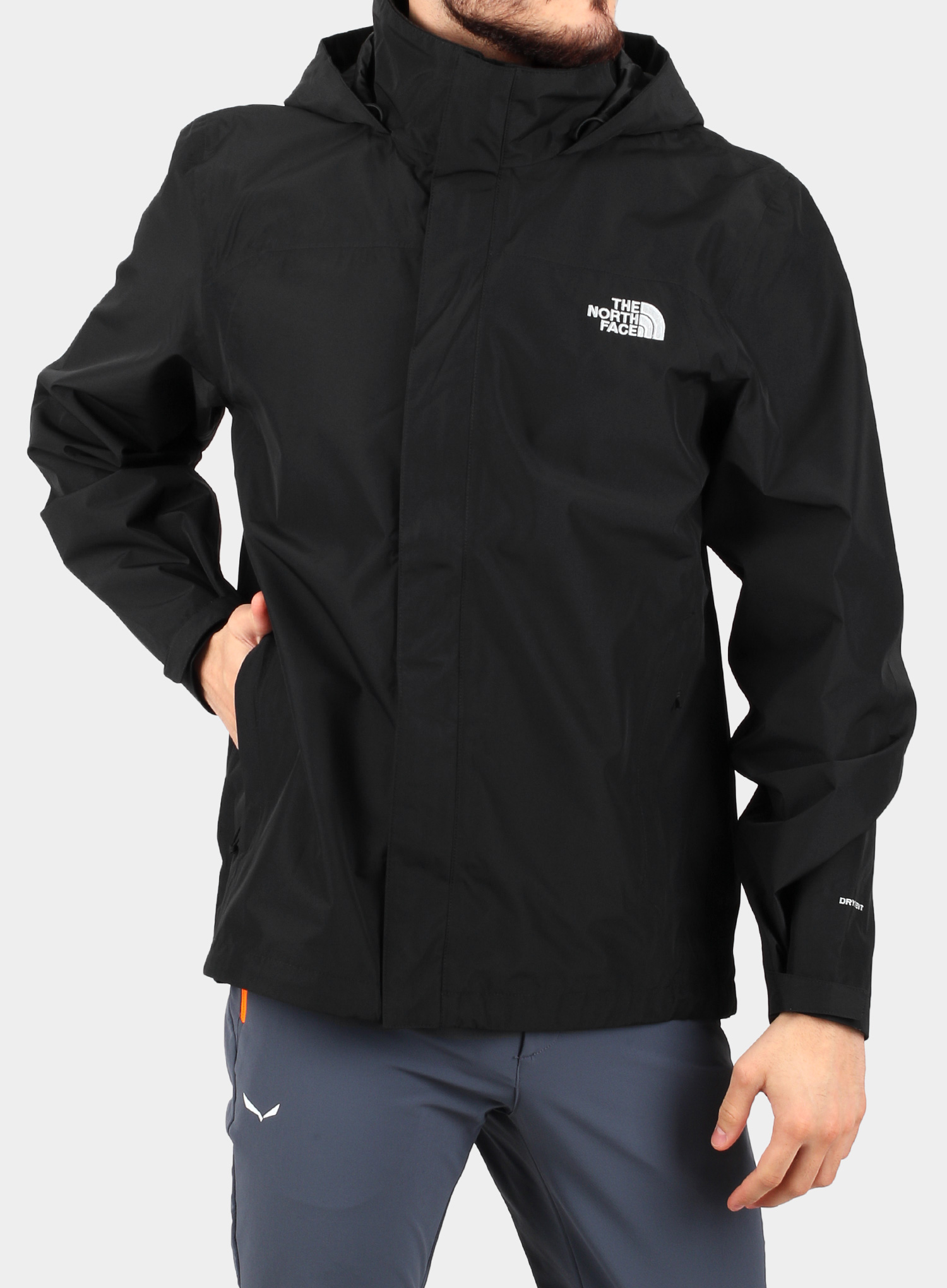 Kurtka The North Face Sangro Jacket - black - zdjęcie nr. 1
