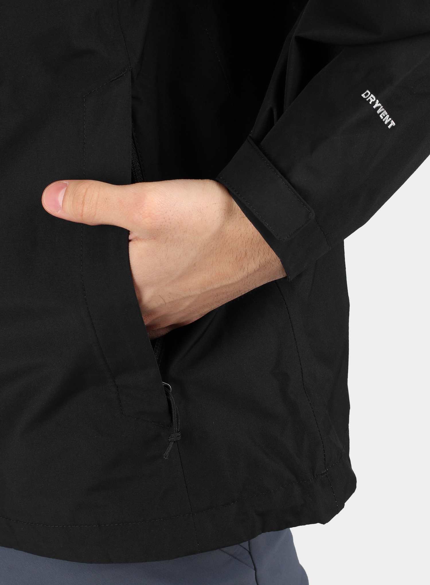 Kurtka The North Face Sangro Jacket - black - zdjęcie nr. 14