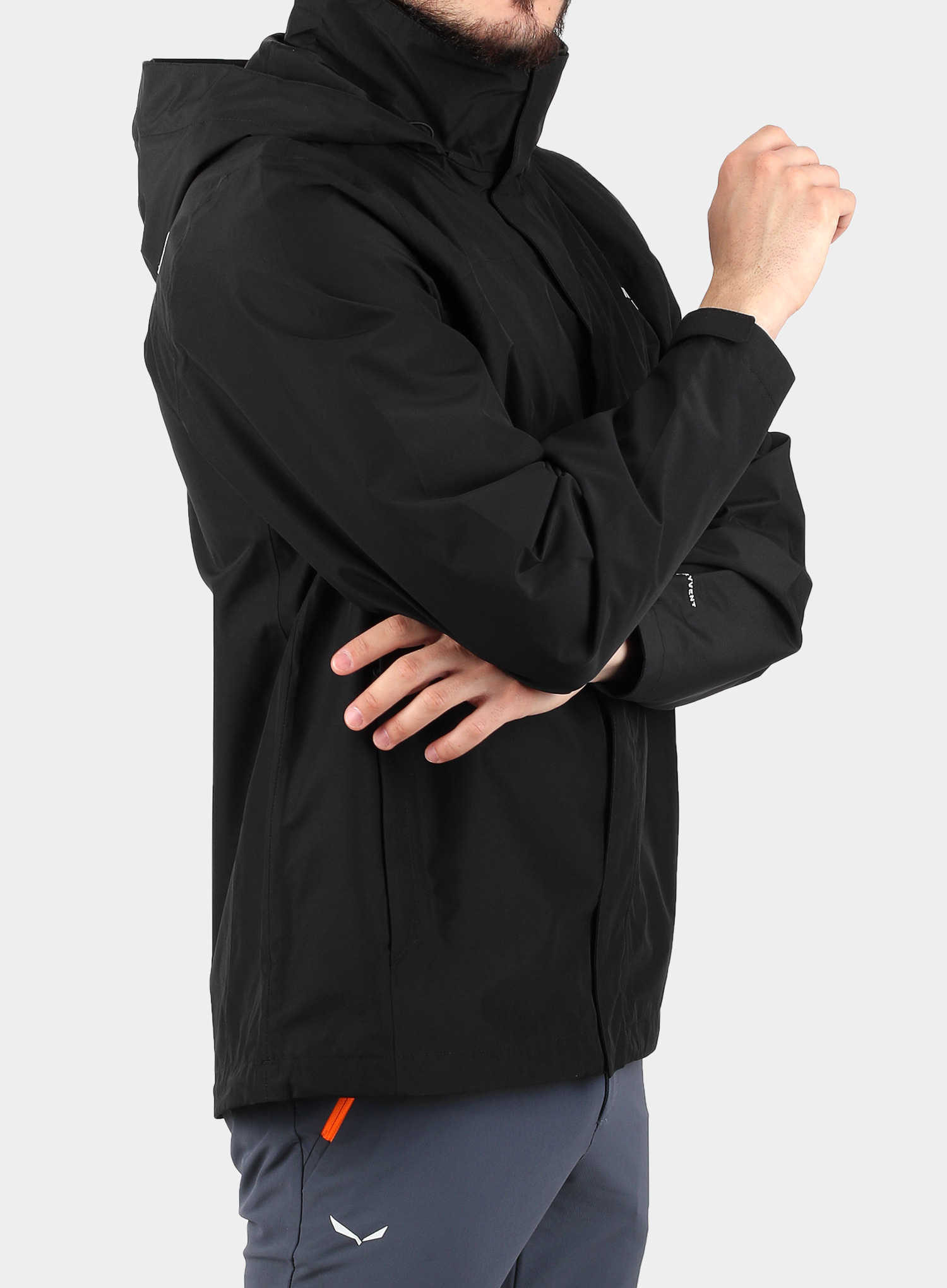 Kurtka The North Face Sangro Jacket - black - zdjęcie nr. 3
