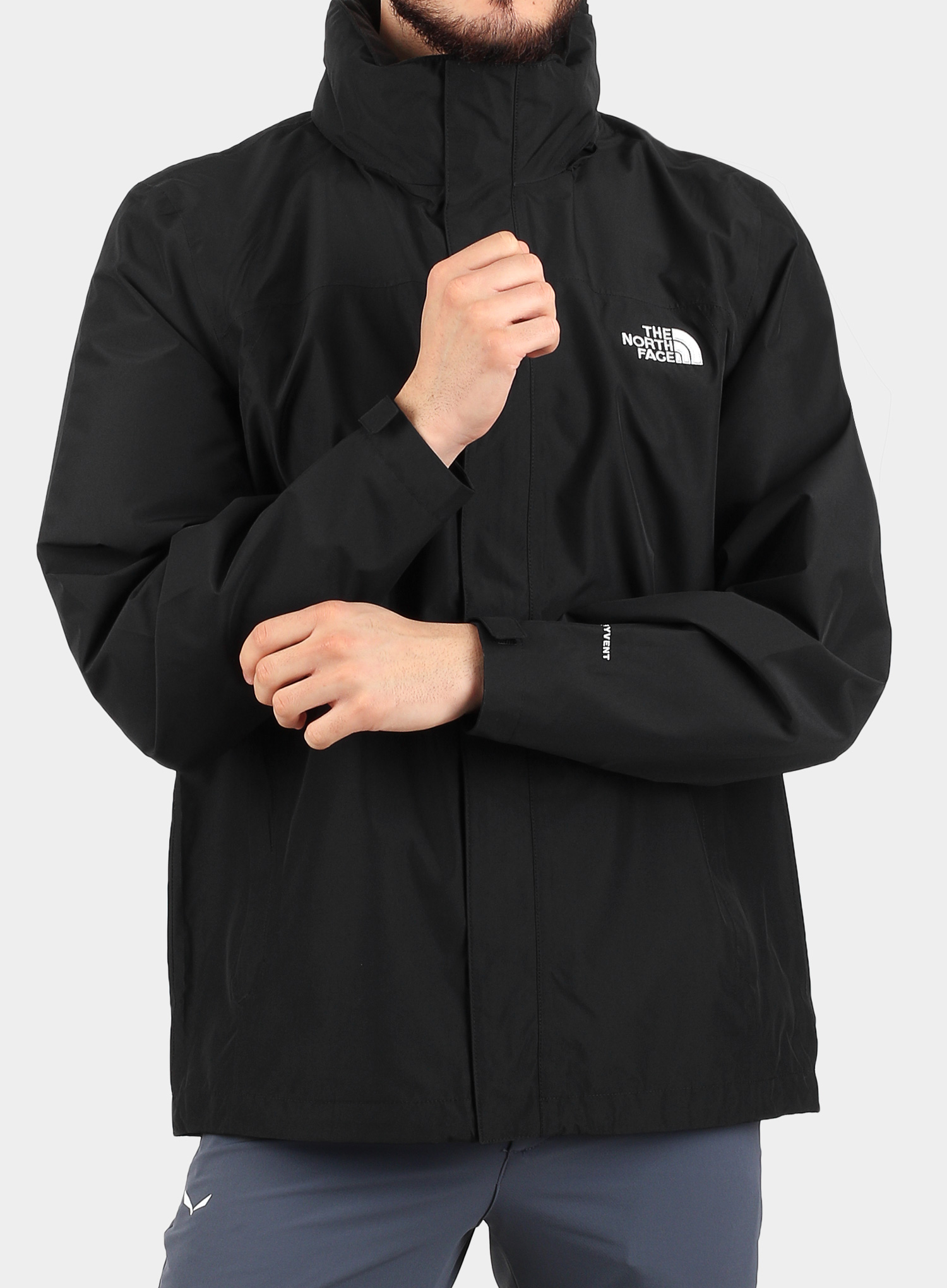 Kurtka The North Face Sangro Jacket - black - zdjęcie nr. 8