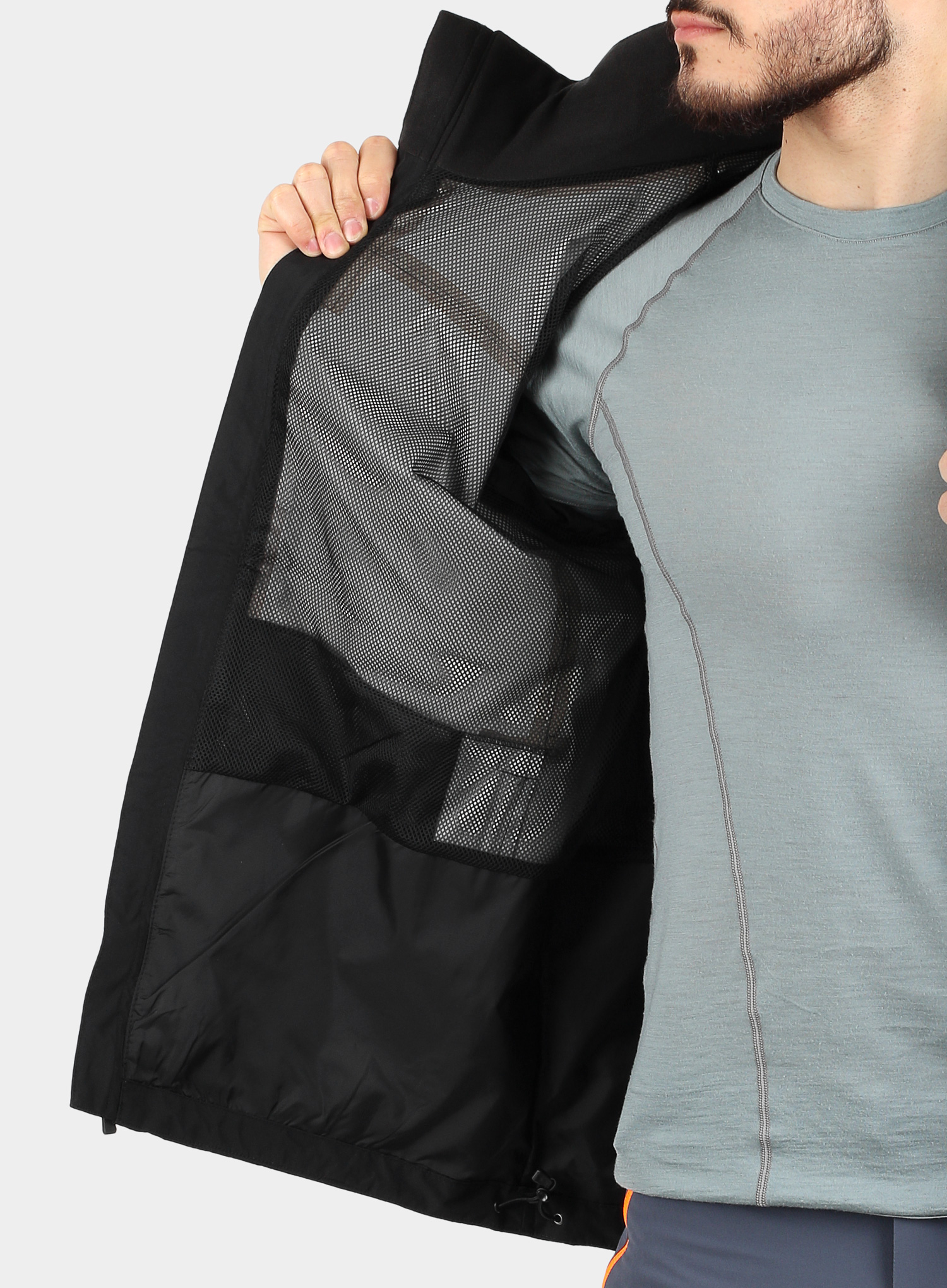 Kurtka The North Face Sangro Jacket - black - zdjęcie nr. 10