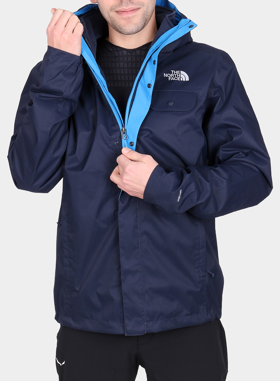 Kurtka 3w1 The North Face Tanken Triclimate Jacket - urban navy - zdjęcie nr. 1