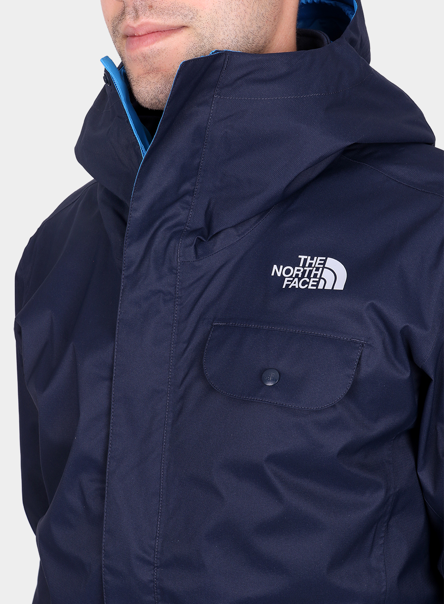 Kurtka 3w1 The North Face Tanken Triclimate Jacket - urban navy - zdjęcie nr. 8