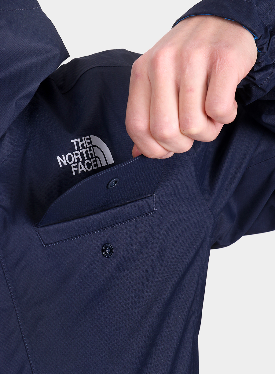 Kurtka 3w1 The North Face Tanken Triclimate Jacket - urban navy - zdjęcie nr. 10