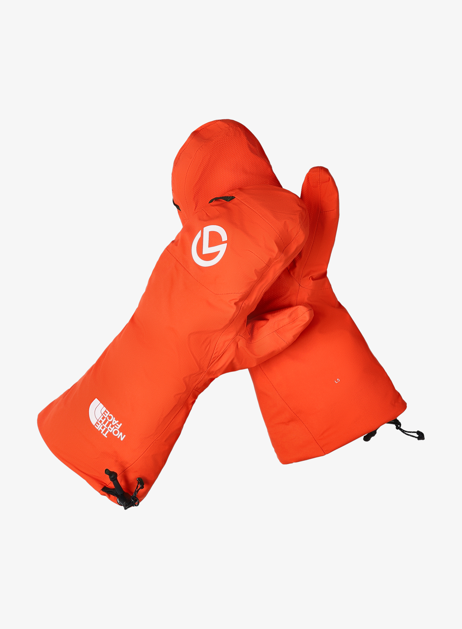 Łapawice The North Face AMK L5 Waterproof Shell Mit - flare - zdjęcie nr. 1