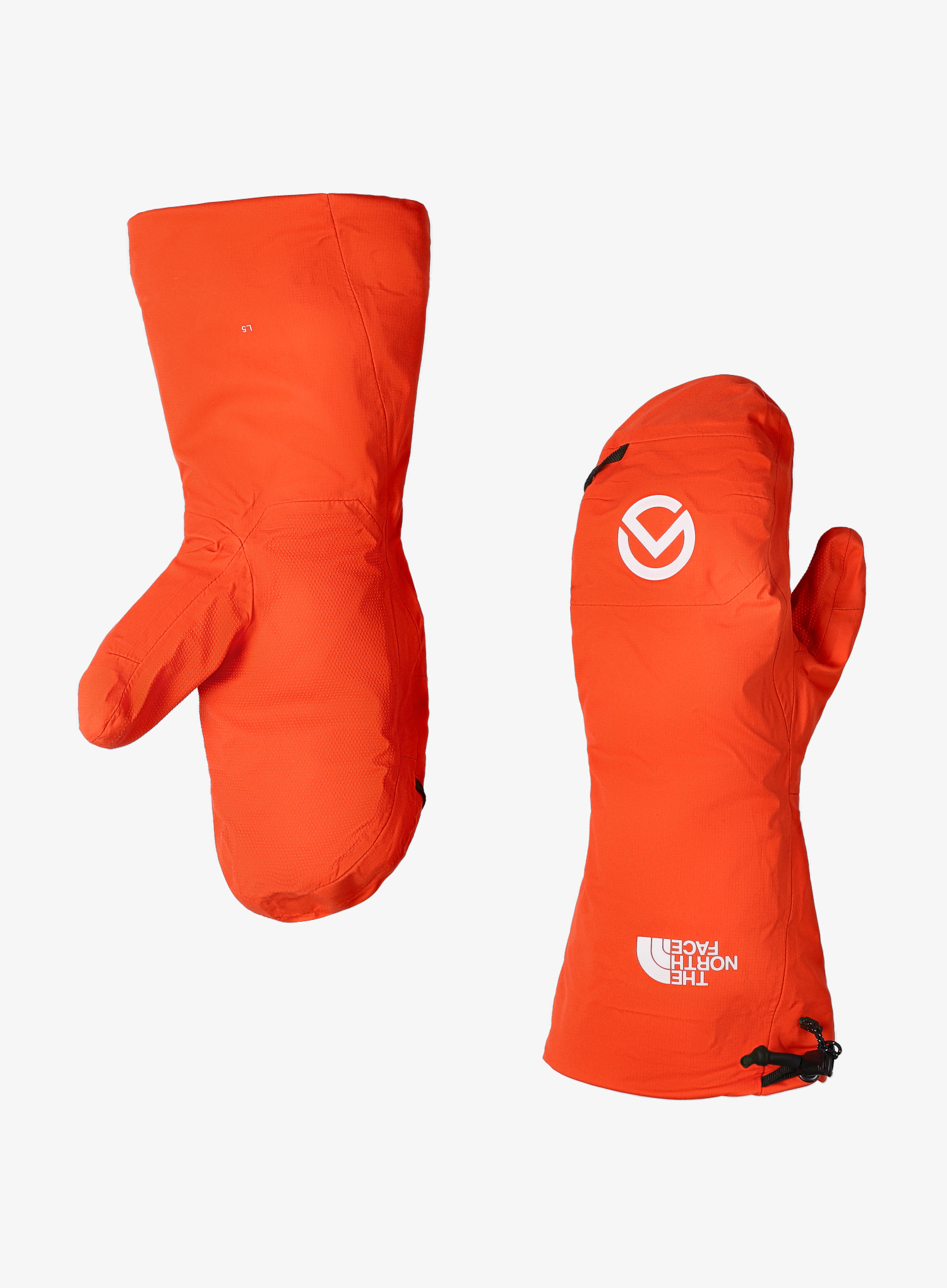 Łapawice The North Face AMK L5 Waterproof Shell Mit - flare - zdjęcie nr. 2