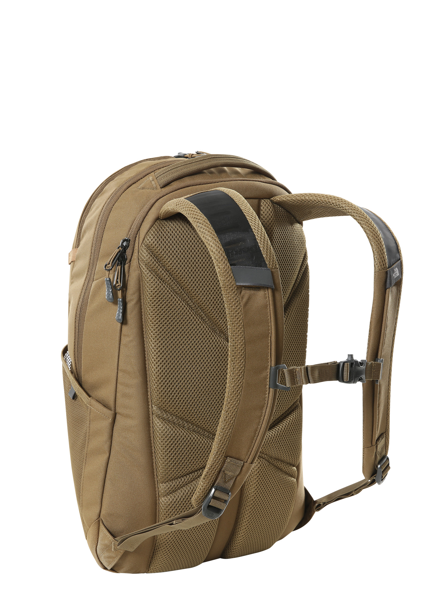 Plecak The North Face Cryptic - military olive/brown - zdjęcie nr. 2