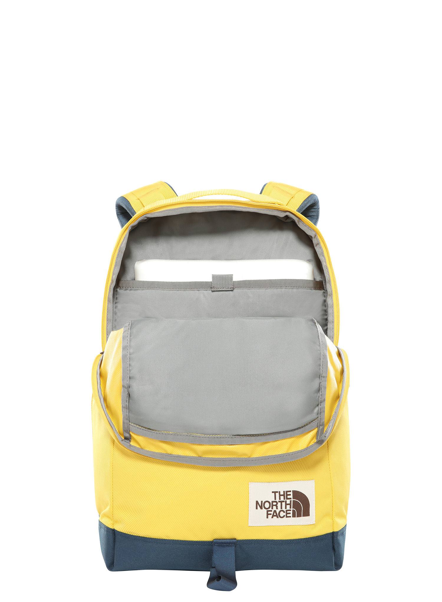 Plecak The North Face Daypack - bamboo yellow/blue - zdjęcie nr. 3