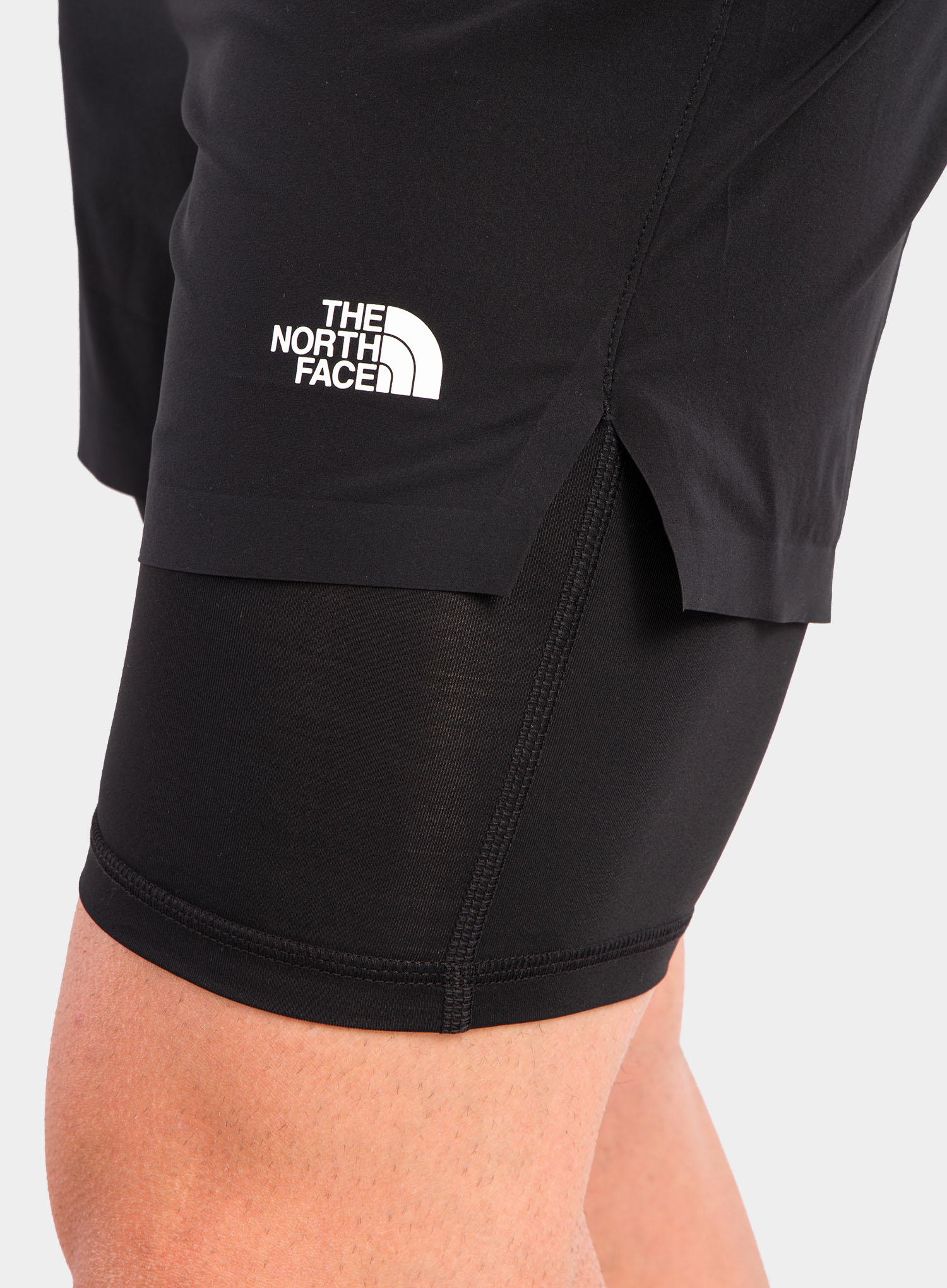 Spodenki The North Face Circadian Comp Lined Short - black - zdjęcie nr. 6