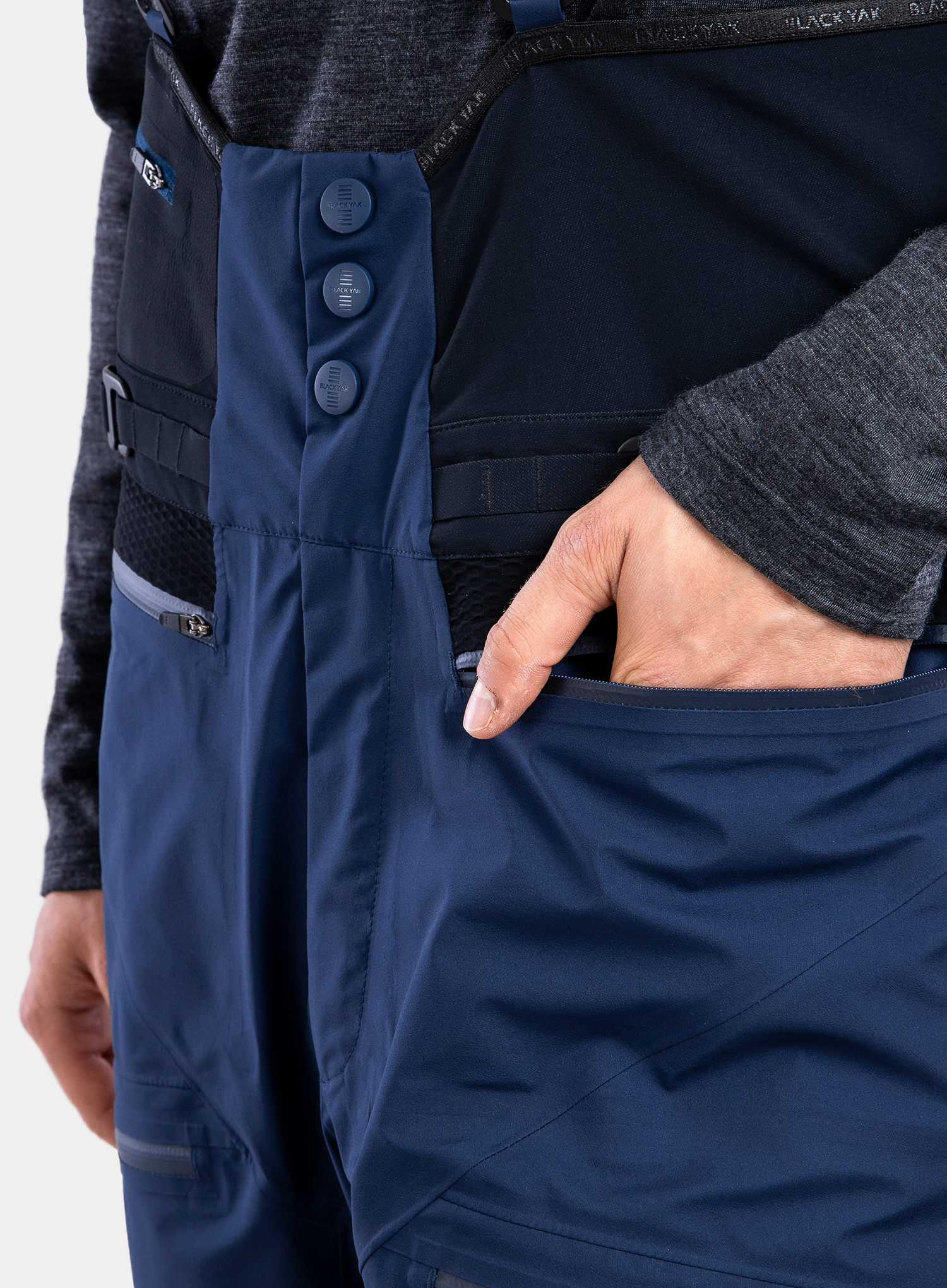 Spodnie GORE-TEX BlackYak Brangus Pants - dress blues - zdjęcie nr. 7