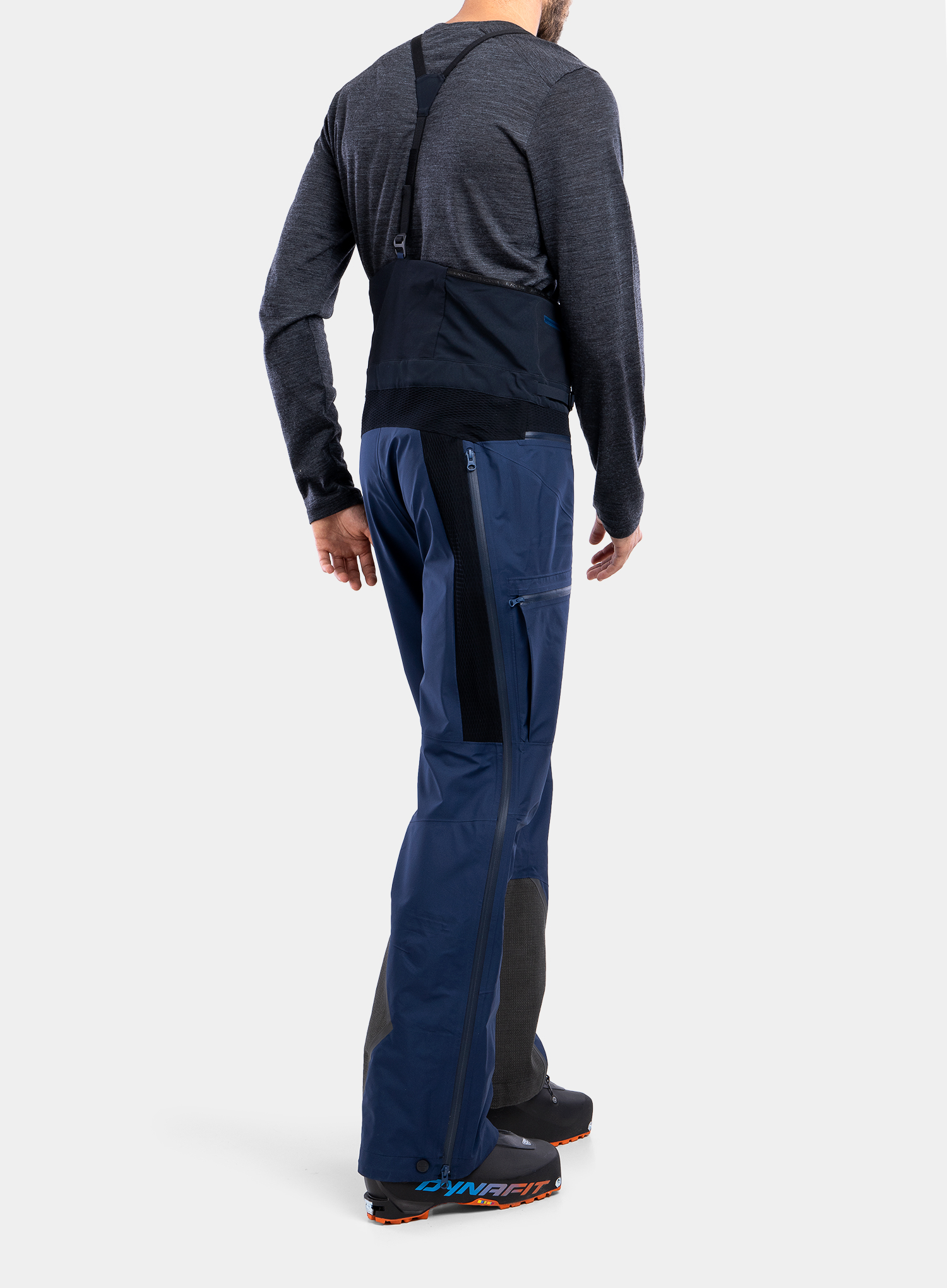 Spodnie GORE-TEX BlackYak Brangus Pants - dress blues - zdjęcie nr. 6