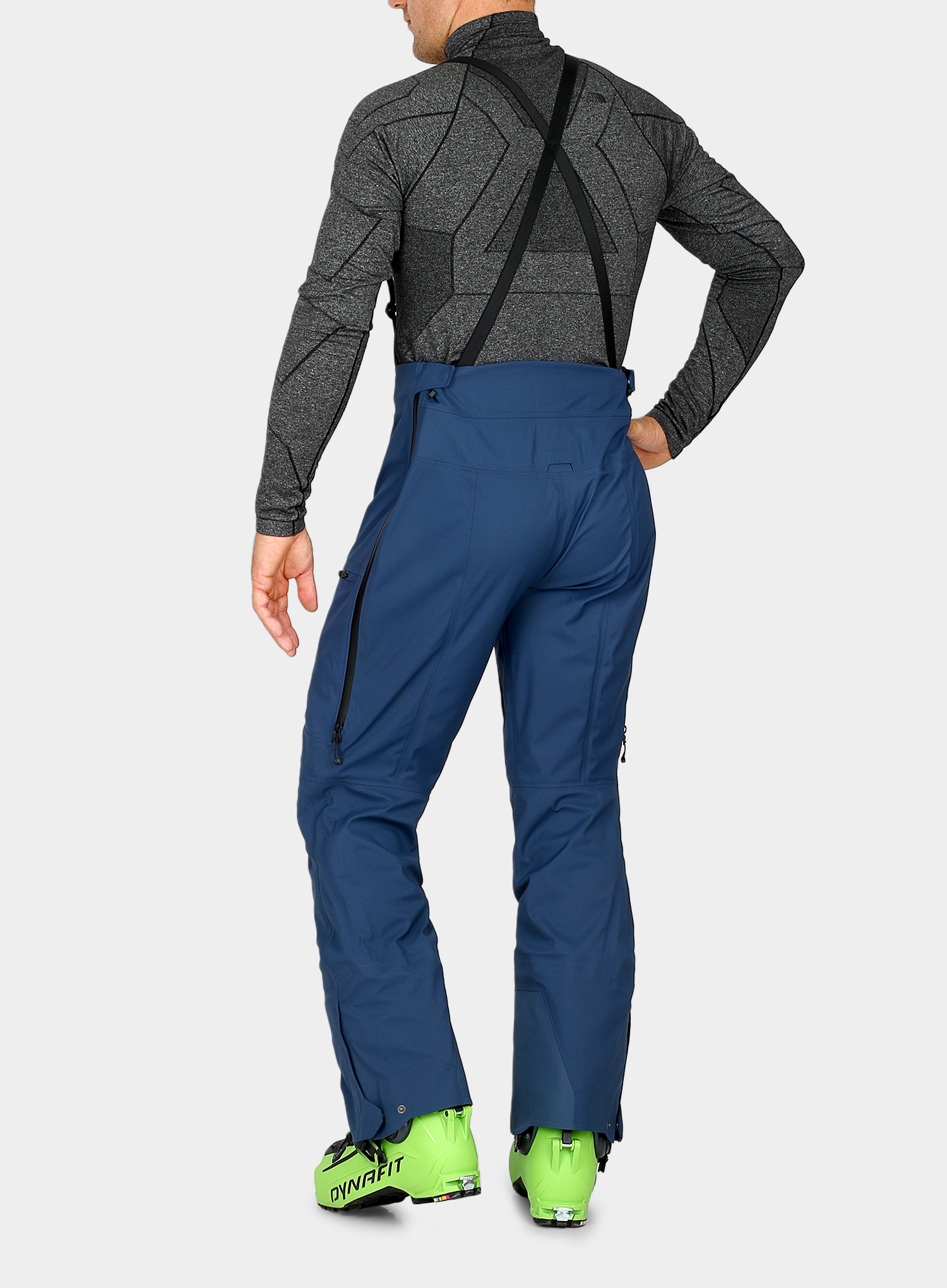 Spodnie The North Face Freethinker FUTURELIGHT™ Pant - wing teal - zdjęcie nr. 2