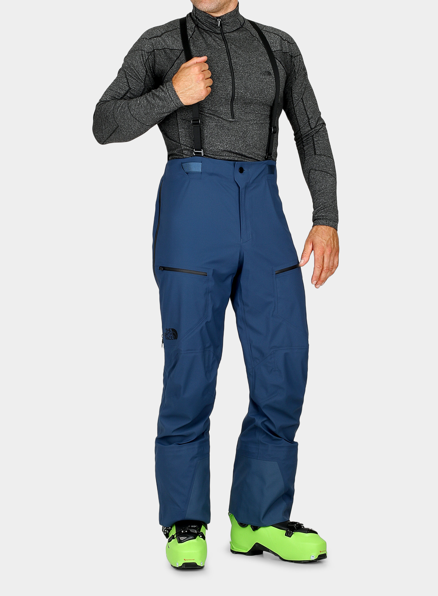 Spodnie The North Face Freethinker FUTURELIGHT™ Pant - wing teal - zdjęcie nr. 3