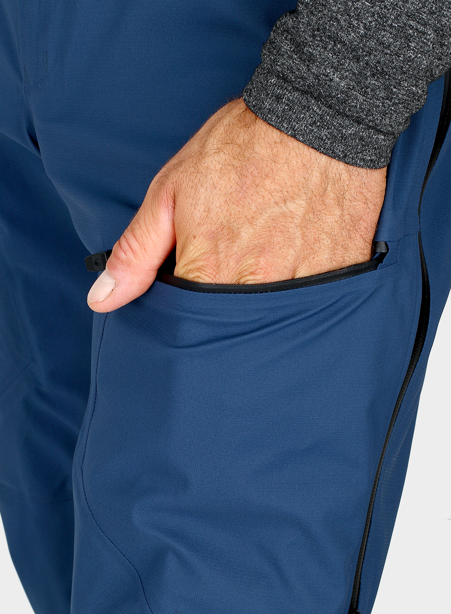 Spodnie The North Face Freethinker FUTURELIGHT™ Pant - wing teal - zdjęcie nr. 5