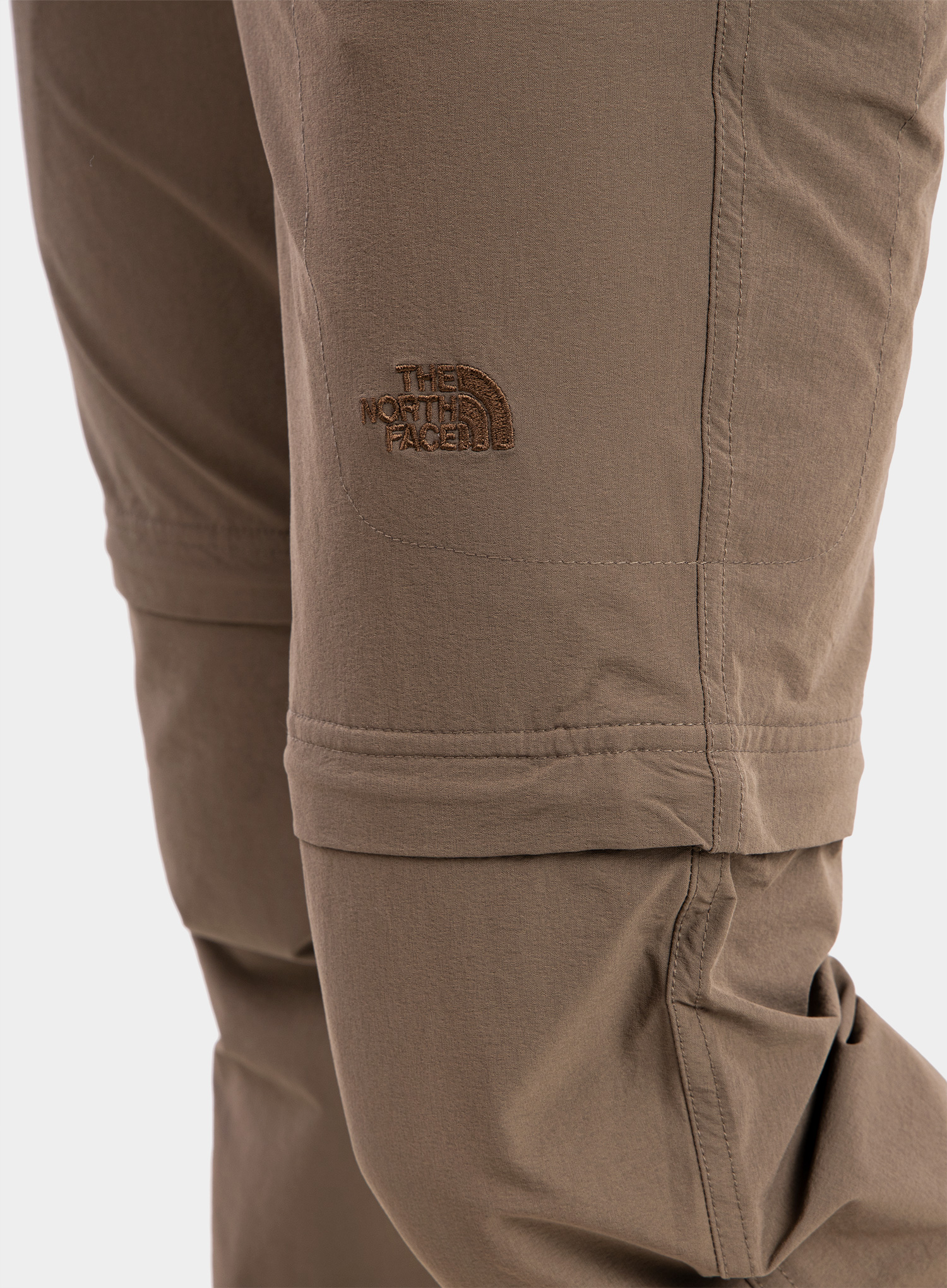 The North Face Exploration Convertible Pant - weimaraner brown - zdjęcie nr. 7