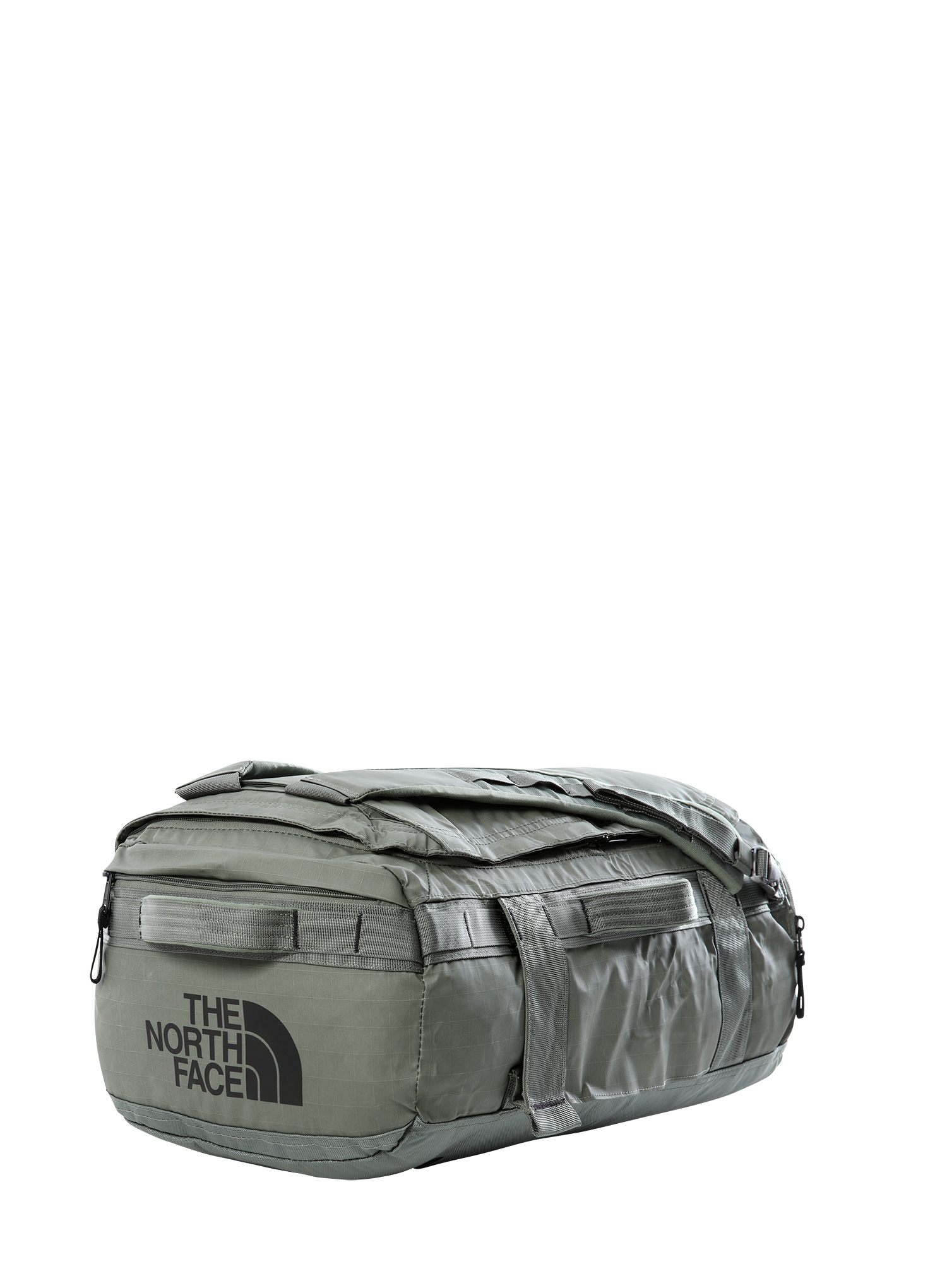 Torba The North Face Base Camp Voyager Duffel 32L - green/blk - zdjęcie nr. 1