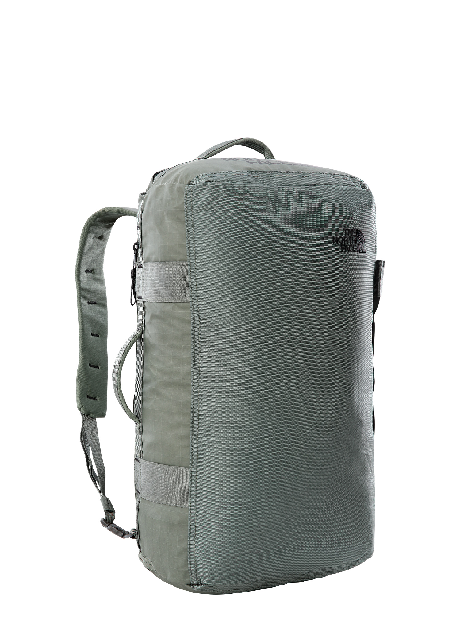 Torba The North Face Base Camp Voyager Duffel 32L - green/blk - zdjęcie nr. 4