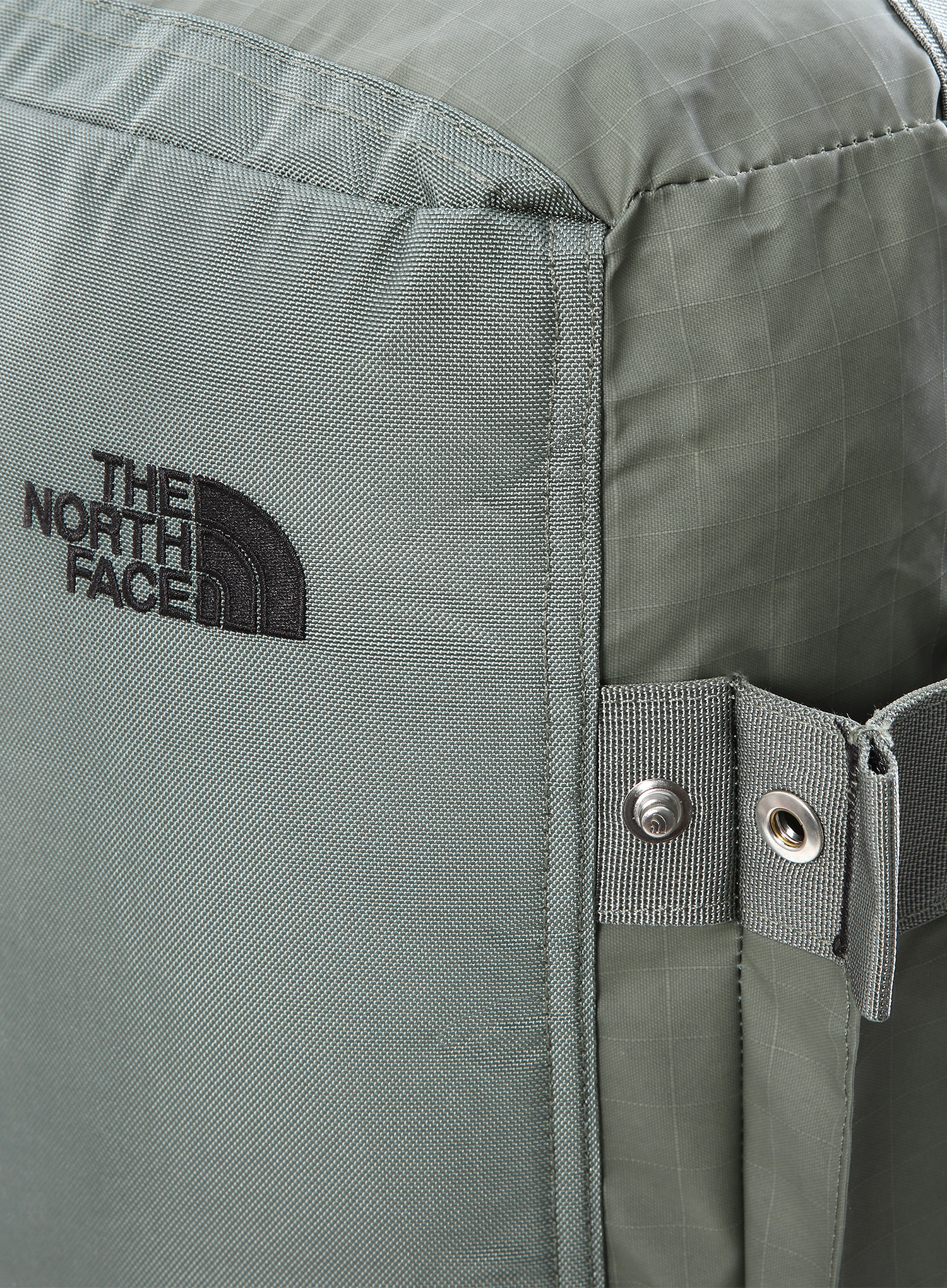 Torba The North Face Base Camp Voyager Duffel 32L - green/blk - zdjęcie nr. 6